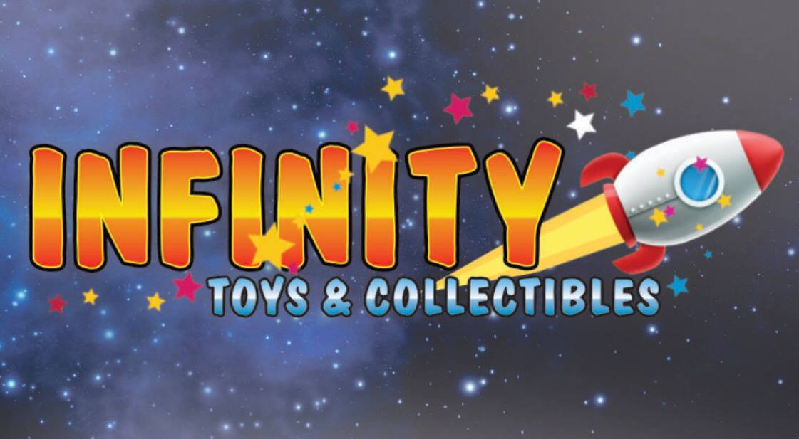 Infinity Toys - Family owned and operated in Lafayette, IN carrying a variety of products such as Star Wars, Transformers, NECA, Funko, Marvel, Disney and much much more!https://www.facebook.com/infinitytoycollect/