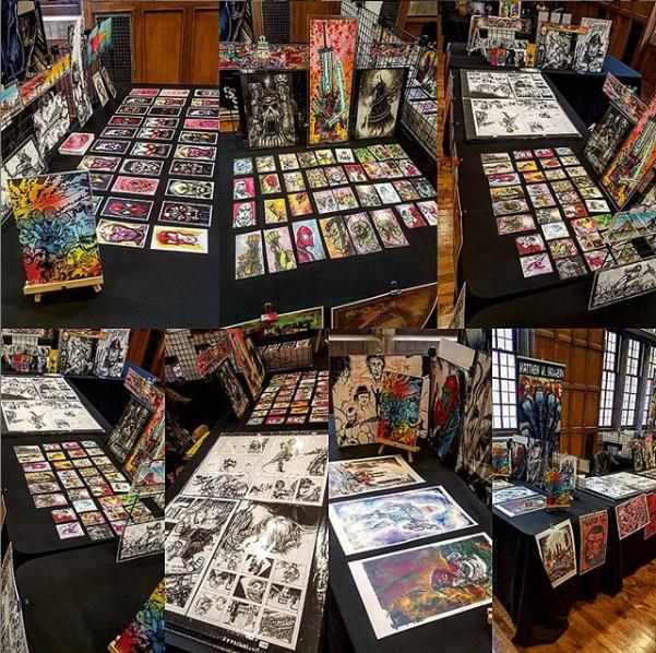 Skillful StudioS - Skillful StudioS is the artwork of Matthew M. Skillern, an Indianapolis based comic book artist, illustrator and creator of the COMIC.https://www.facebook.com/SkillfulStudioS/?tn-str=k*Fhttps://www.instagram.com/skillfulstudios/?hl=en