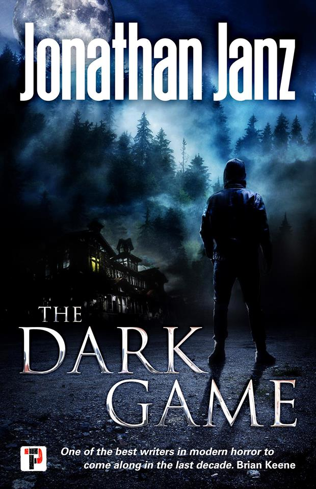 Jonathan Janz Book Signing-@Second Flight Books-SATURDAY ONLY! - Stop in at Second Flight Books (in Market Square) to buy a signed copy of Jonathan Janz's new novel THE DARK GAME (as well as THE SIREN AND THE SPECTER and several other books)! SATURDAY ONLY: 1:00PM-2:30PM