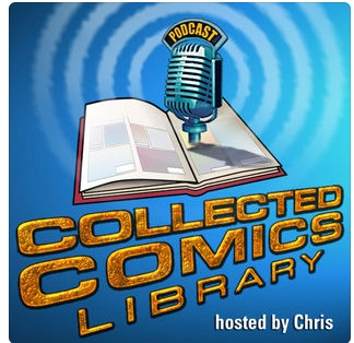 Chris Marshall - Collected Comics Library, hosted by Chris Marshall, The only podcast solely dedicated to news, information and reviews on all sorts of comic book collected editions including DC Comics Absolutes and Archives, Marvel Masterworks and Omnibus', Epic collections, trade paperbacks, hardcovers and more - the CCL covers it all!