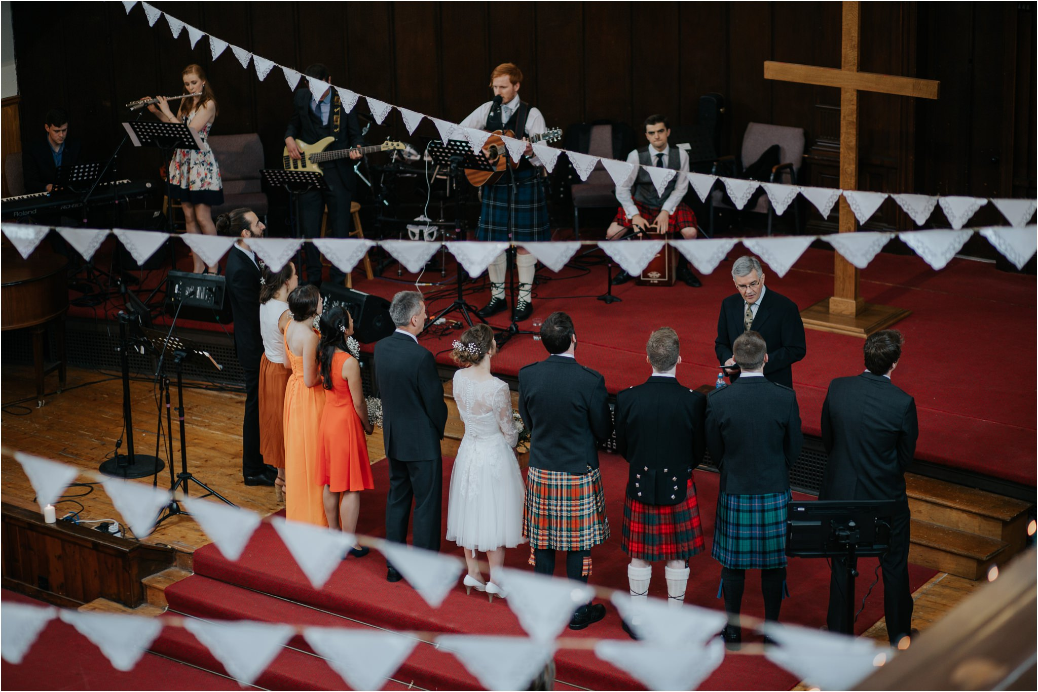 Photography 78 - Glasgow Wedding Photographer - Fraser Thirza - Killearn Village Hall - Three Sisters Bake Wedding_0092.jpg