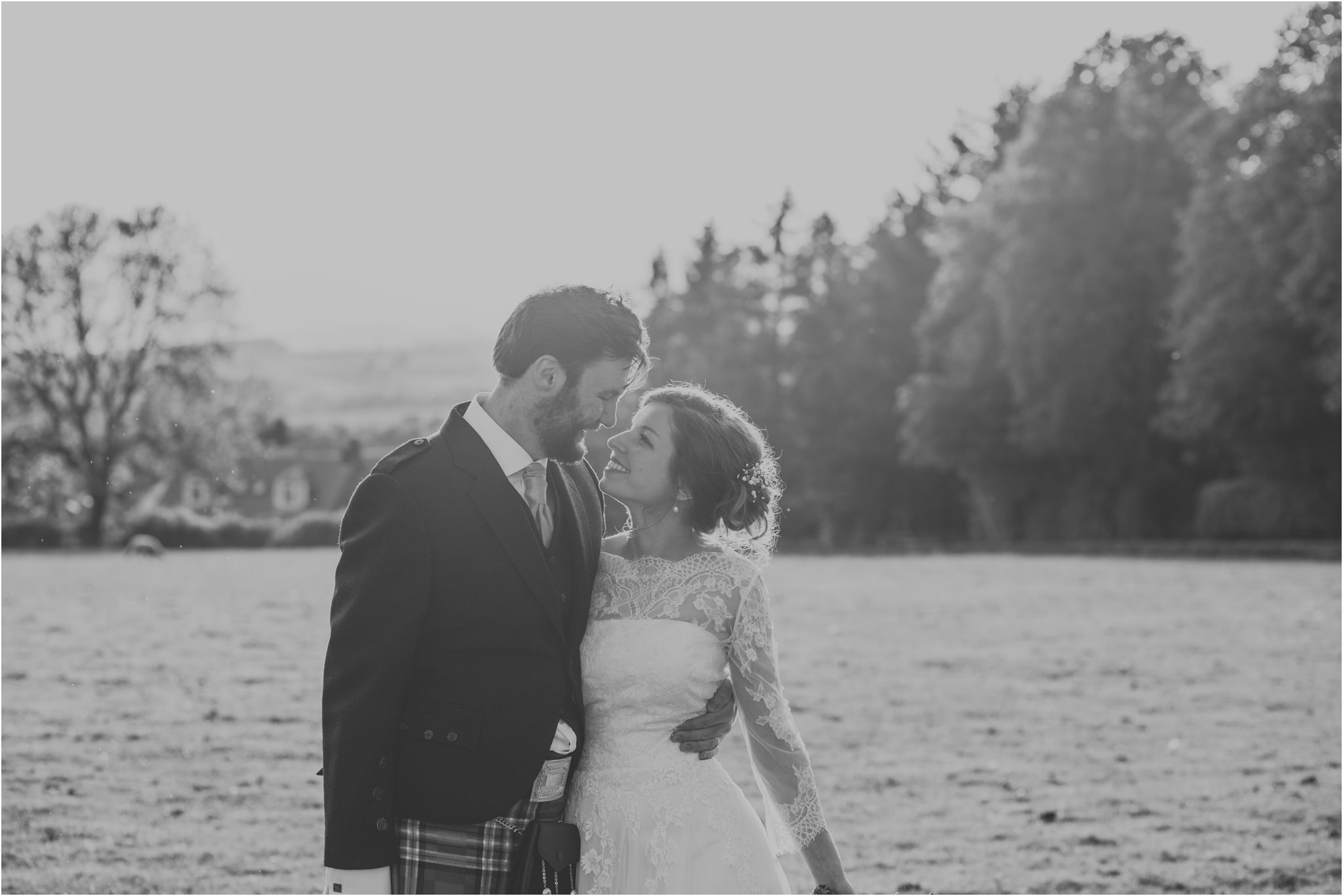 Photography 78 - Glasgow Wedding Photographer - Fraser Thirza - Killearn Village Hall - Three Sisters Bake Wedding_0148.jpg