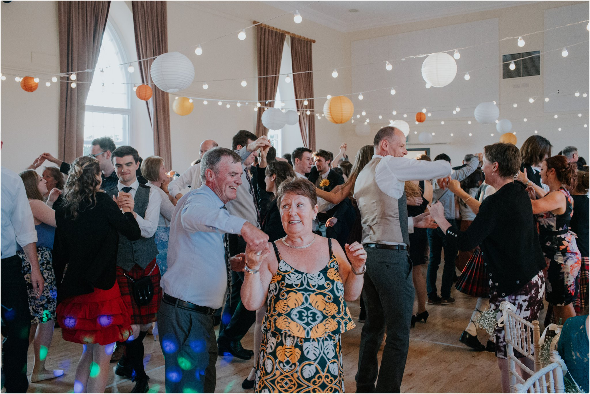 Photography 78 - Glasgow Wedding Photographer - Fraser Thirza - Killearn Village Hall - Three Sisters Bake Wedding_0161.jpg