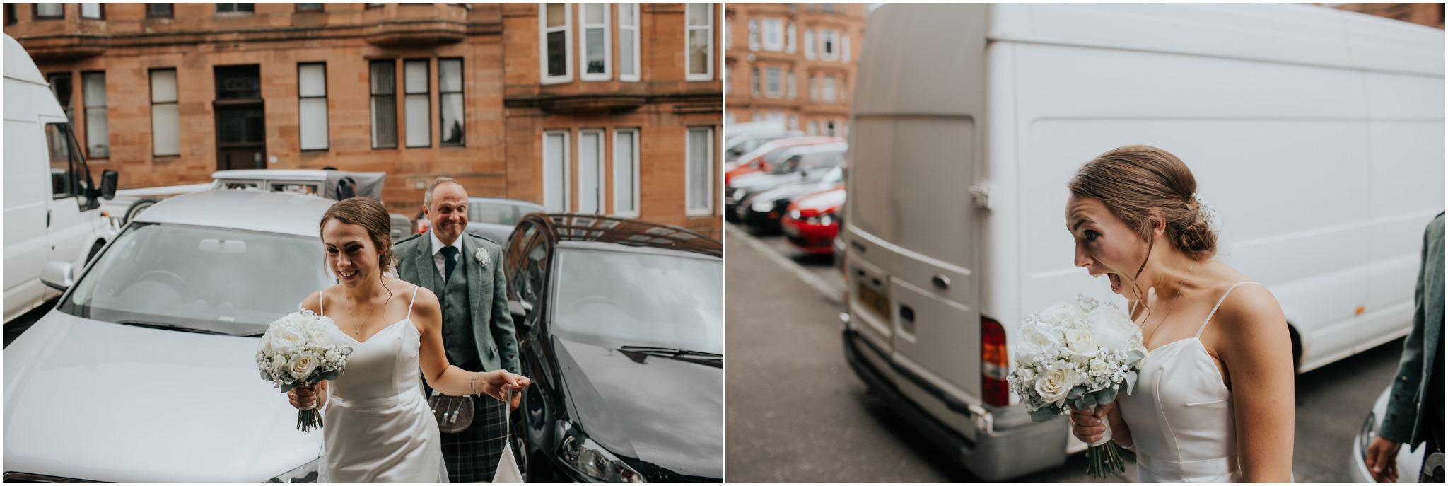 Photography 78 - Glasgow Wedding Photographer - Jordan & Abi - The Waterside Hotel, West Kilbride_0042.jpg