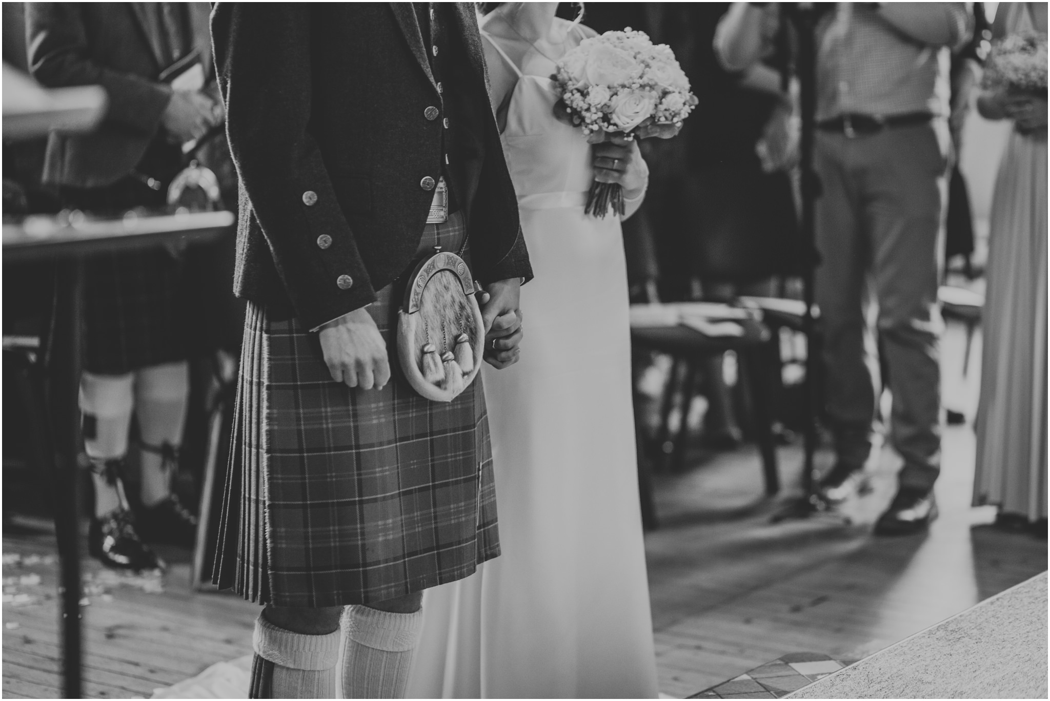 Photography 78 - Glasgow Wedding Photographer - Jordan & Abi - The Waterside Hotel, West Kilbride_0053.jpg