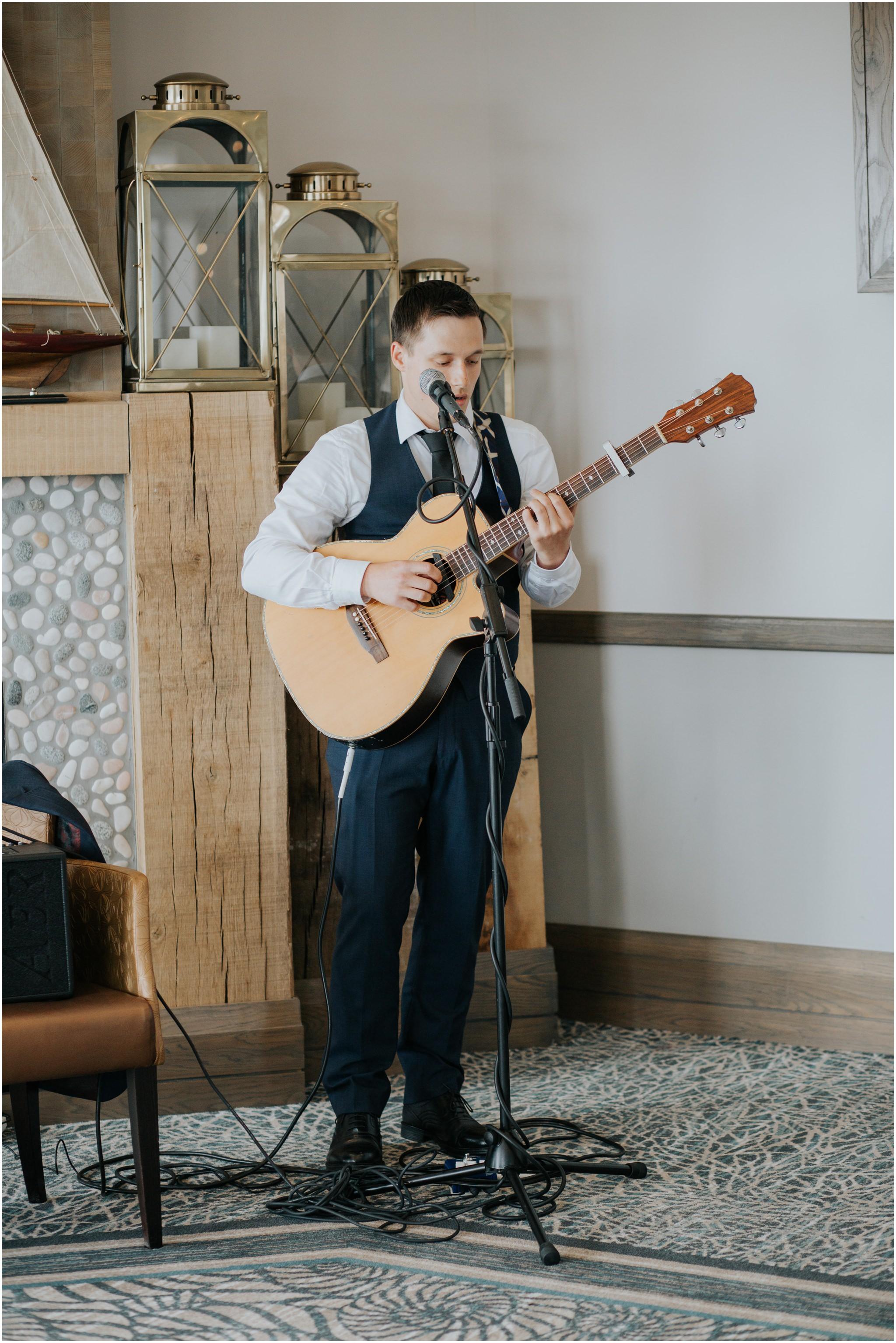 Photography 78 - Glasgow Wedding Photographer - Jordan & Abi - The Waterside Hotel, West Kilbride_0085.jpg