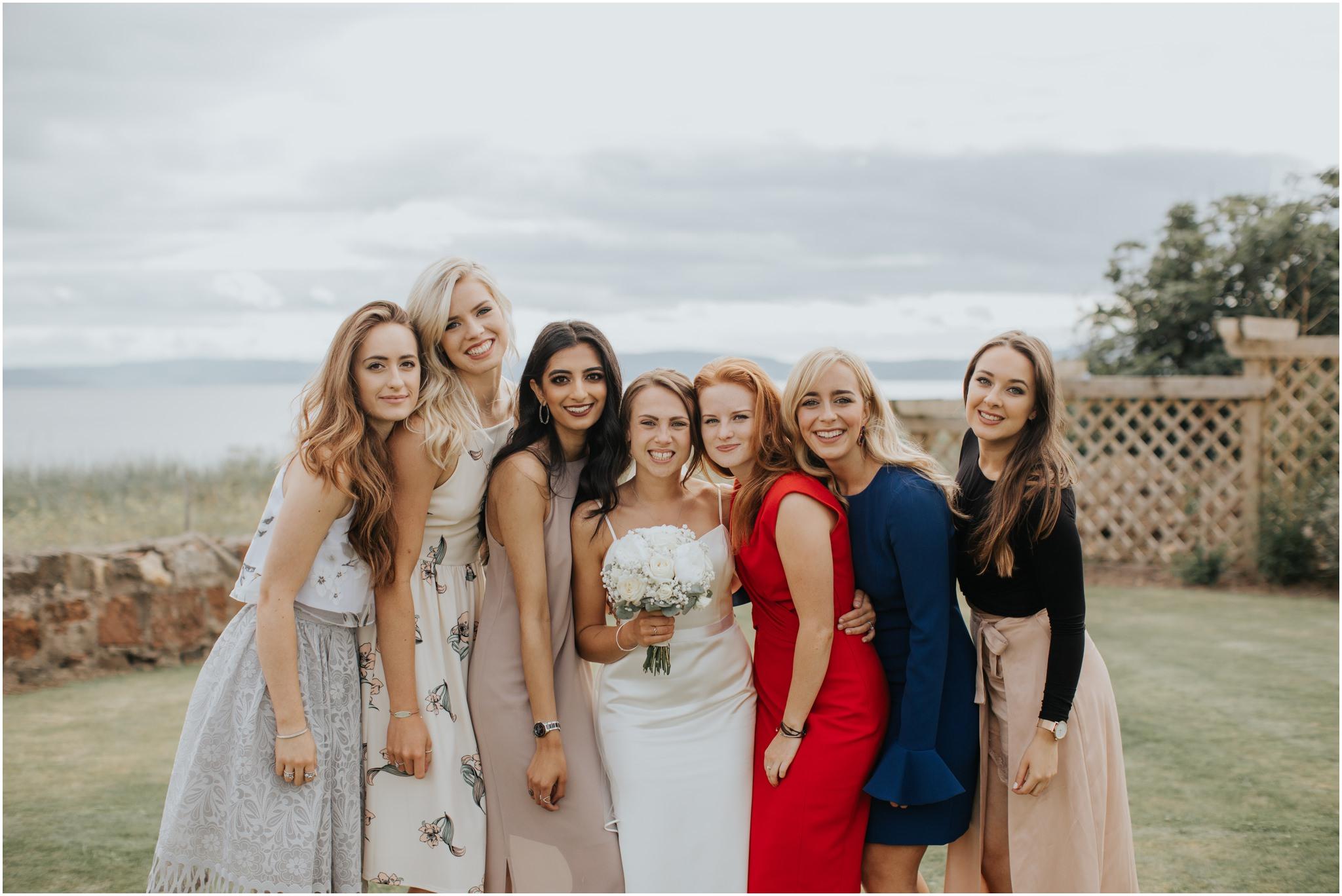 Photography 78 - Glasgow Wedding Photographer - Jordan & Abi - The Waterside Hotel, West Kilbride_0098.jpg