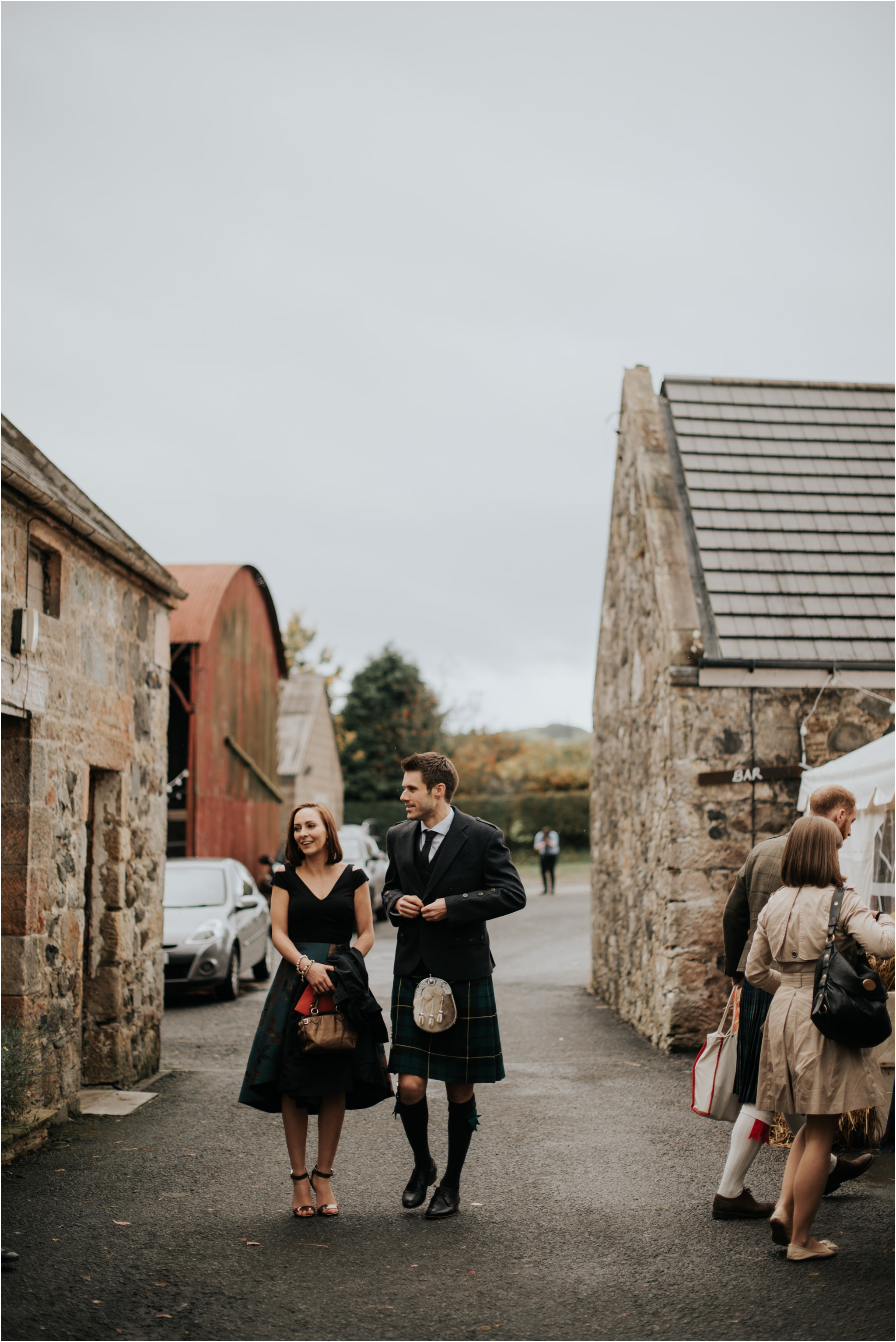 Photography 78 - Glasgow Wedding Photographer - Pete & Eilidh - Dalduff Farm_0013.jpg