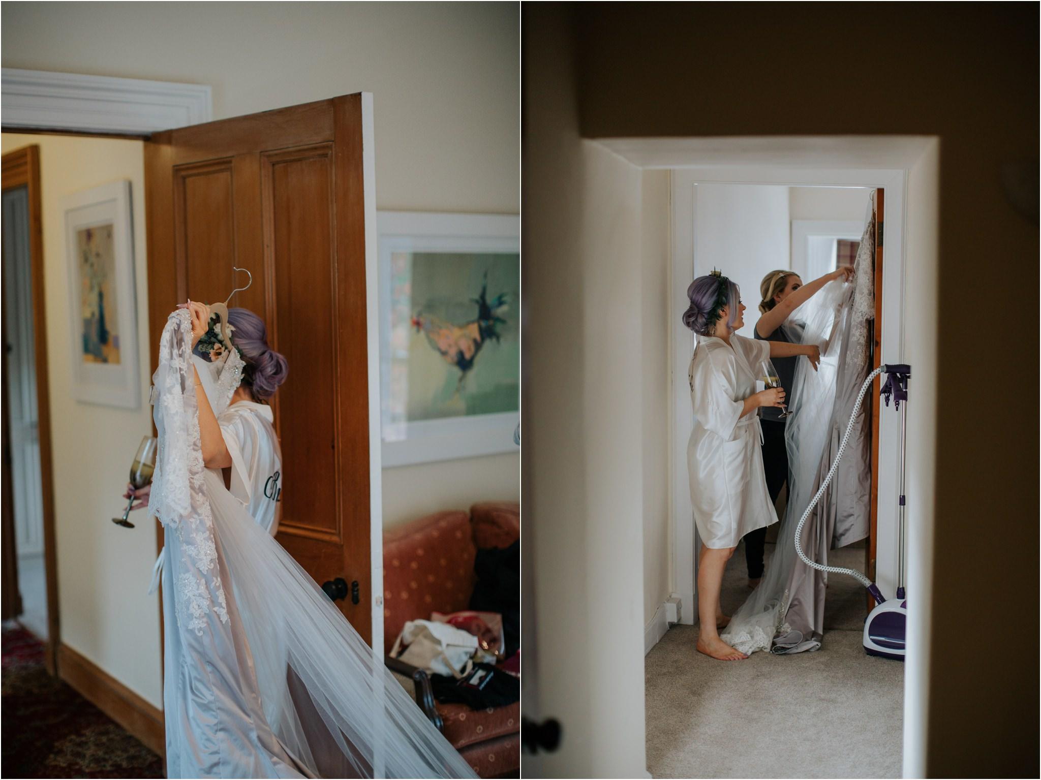 Photography 78 - Glasgow Wedding Photographer - Pete & Eilidh - Dalduff Farm_0019.jpg