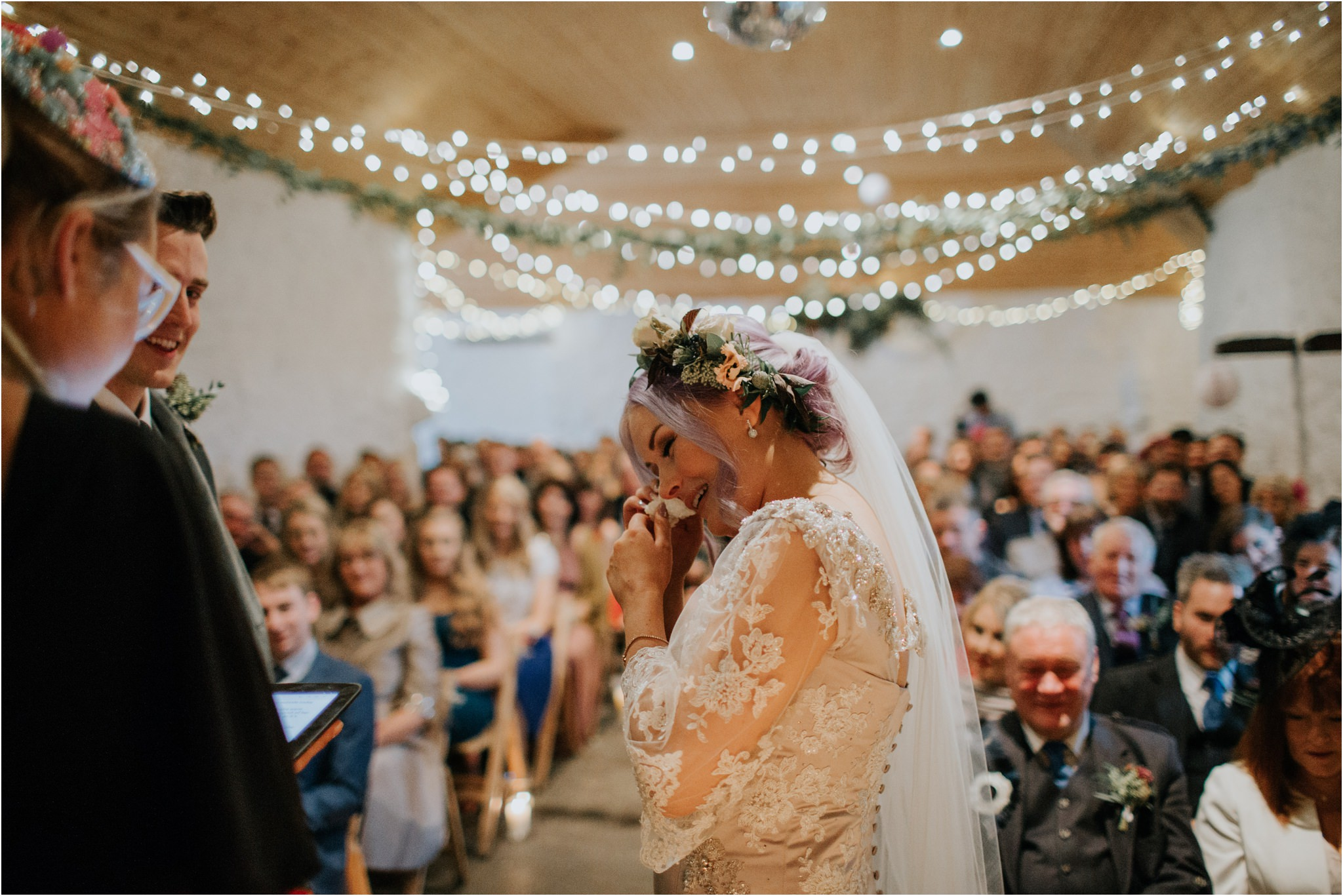 Photography 78 - Glasgow Wedding Photographer - Pete & Eilidh - Dalduff Farm_0042.jpg