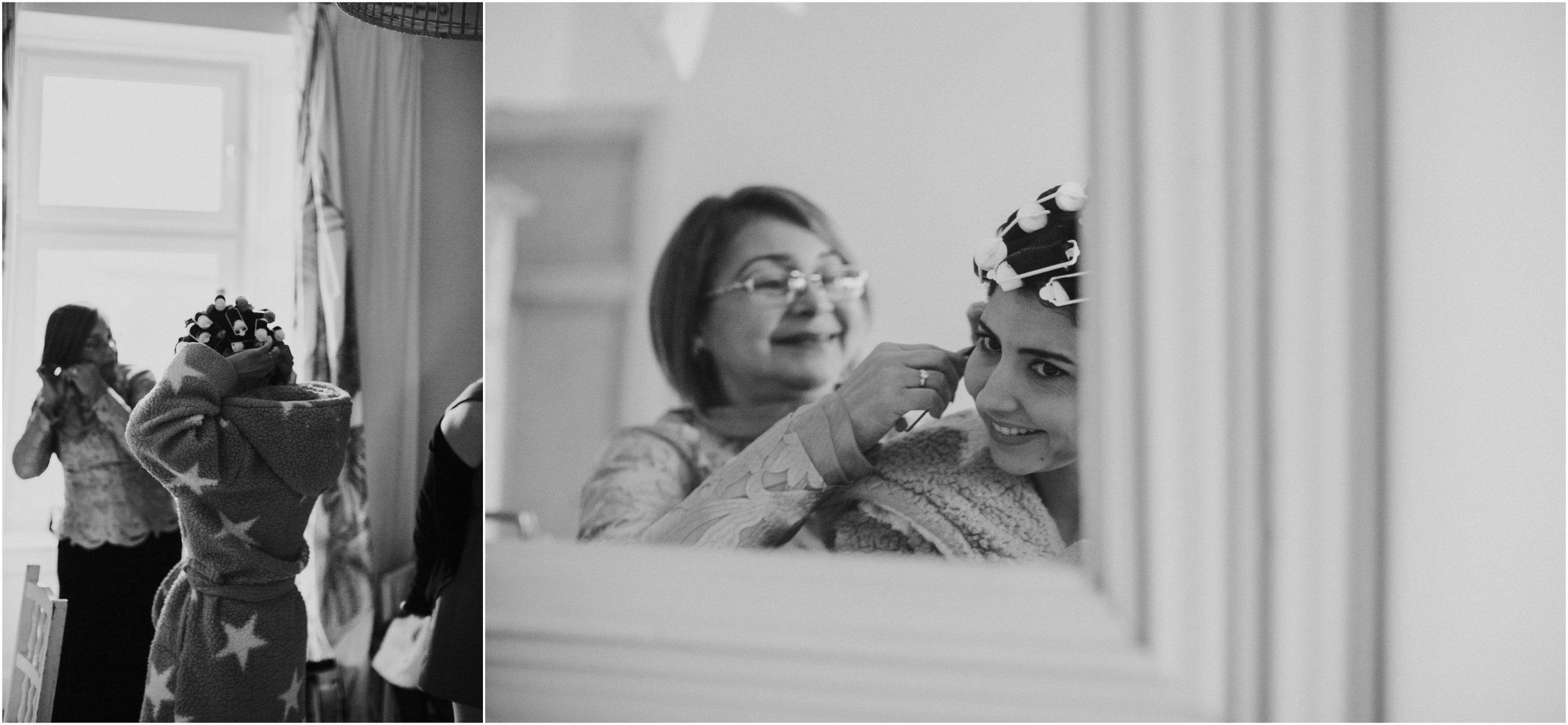 Photography 78 - Glasgow Wedding Photographer - Mike & Karol - Ubiquitous Chip Ashton Lane_0010.jpg