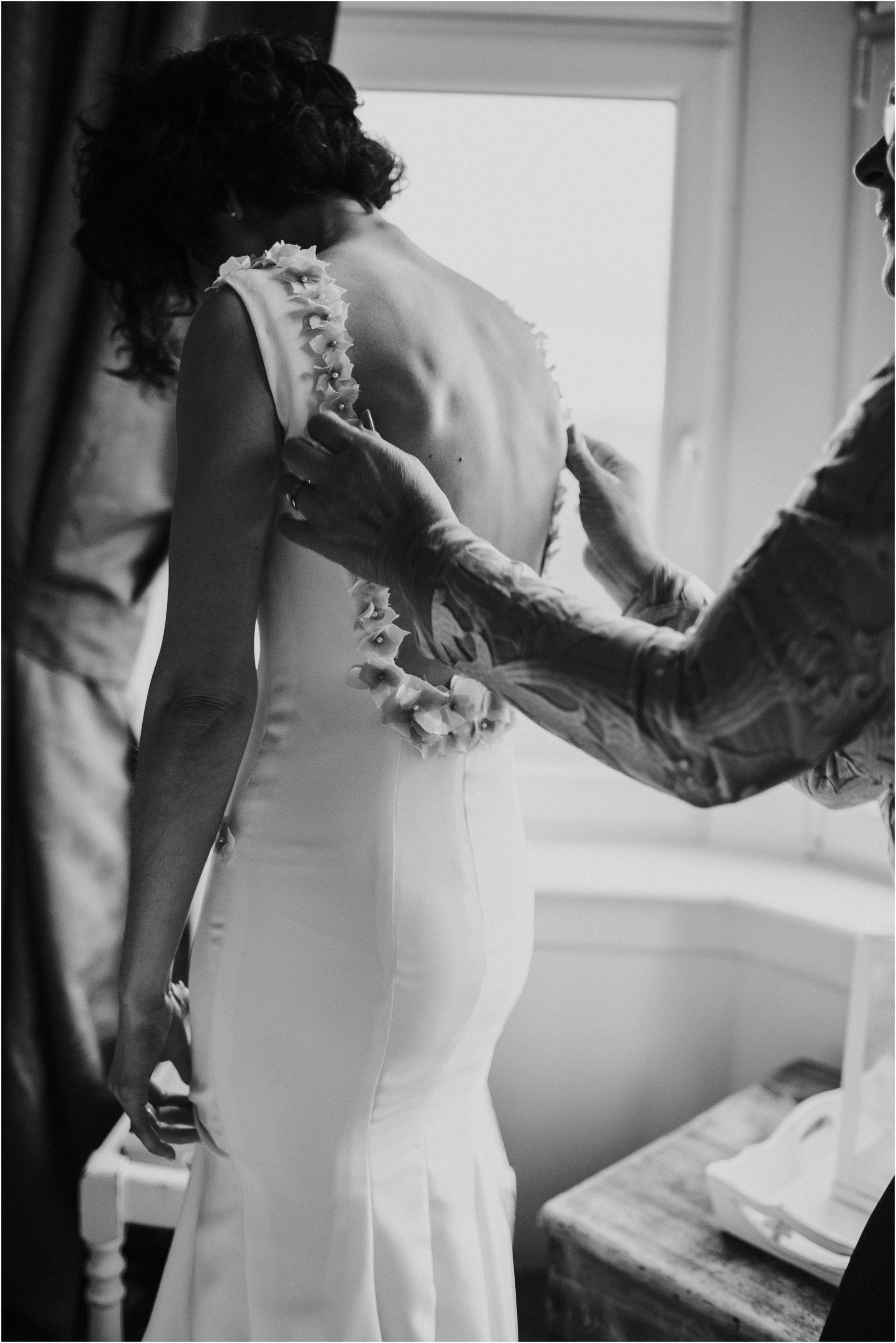 Photography 78 - Glasgow Wedding Photographer - Mike & Karol - Ubiquitous Chip Ashton Lane_0013.jpg