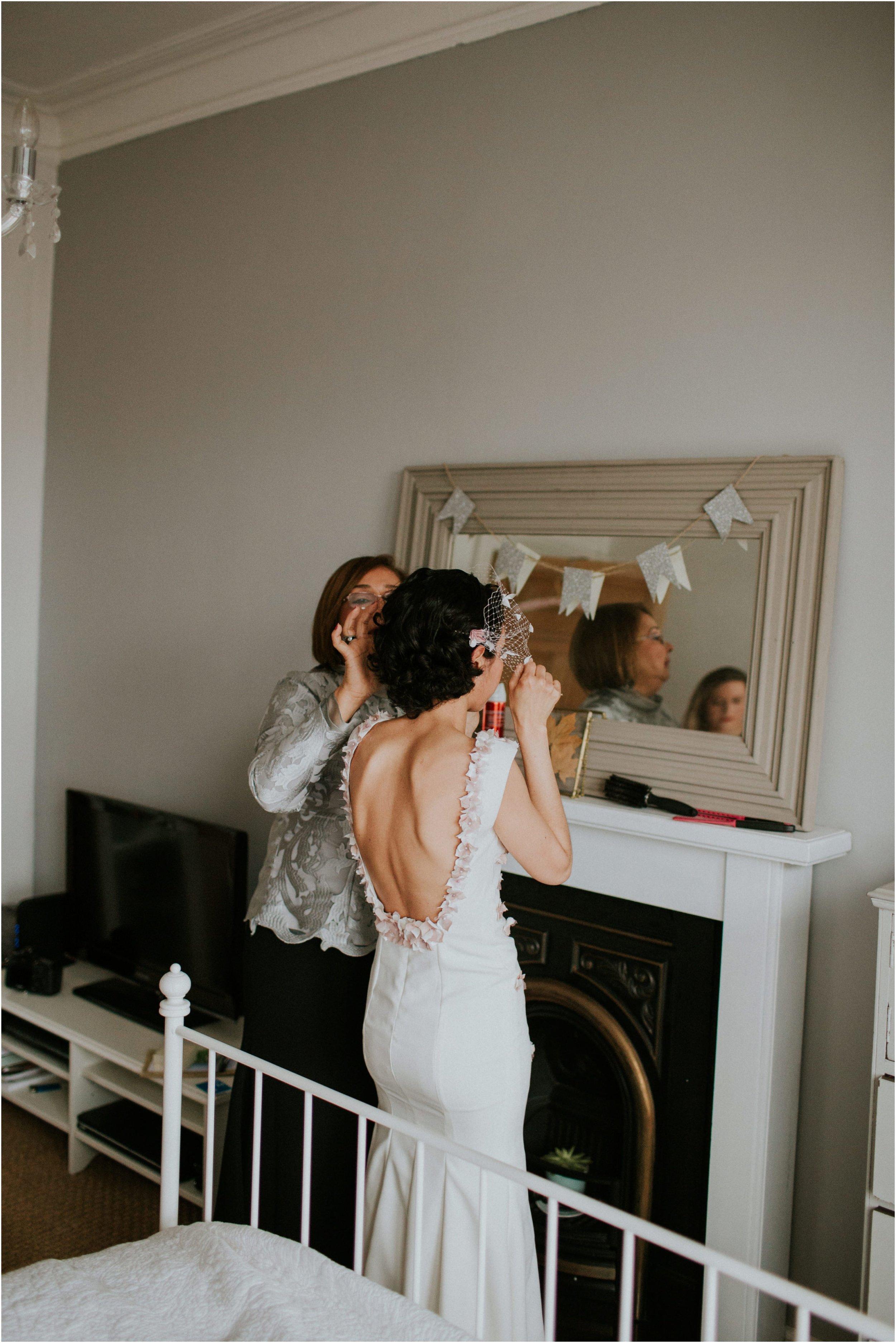 Photography 78 - Glasgow Wedding Photographer - Mike & Karol - Ubiquitous Chip Ashton Lane_0015.jpg