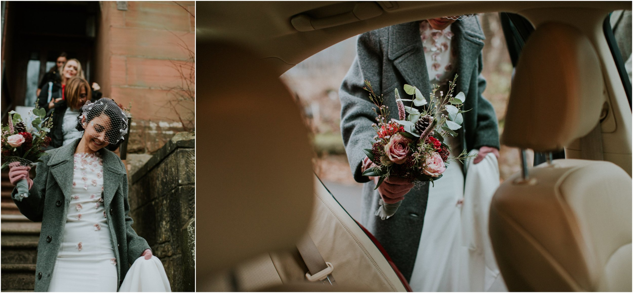 Photography 78 - Glasgow Wedding Photographer - Mike & Karol - Ubiquitous Chip Ashton Lane_0020.jpg