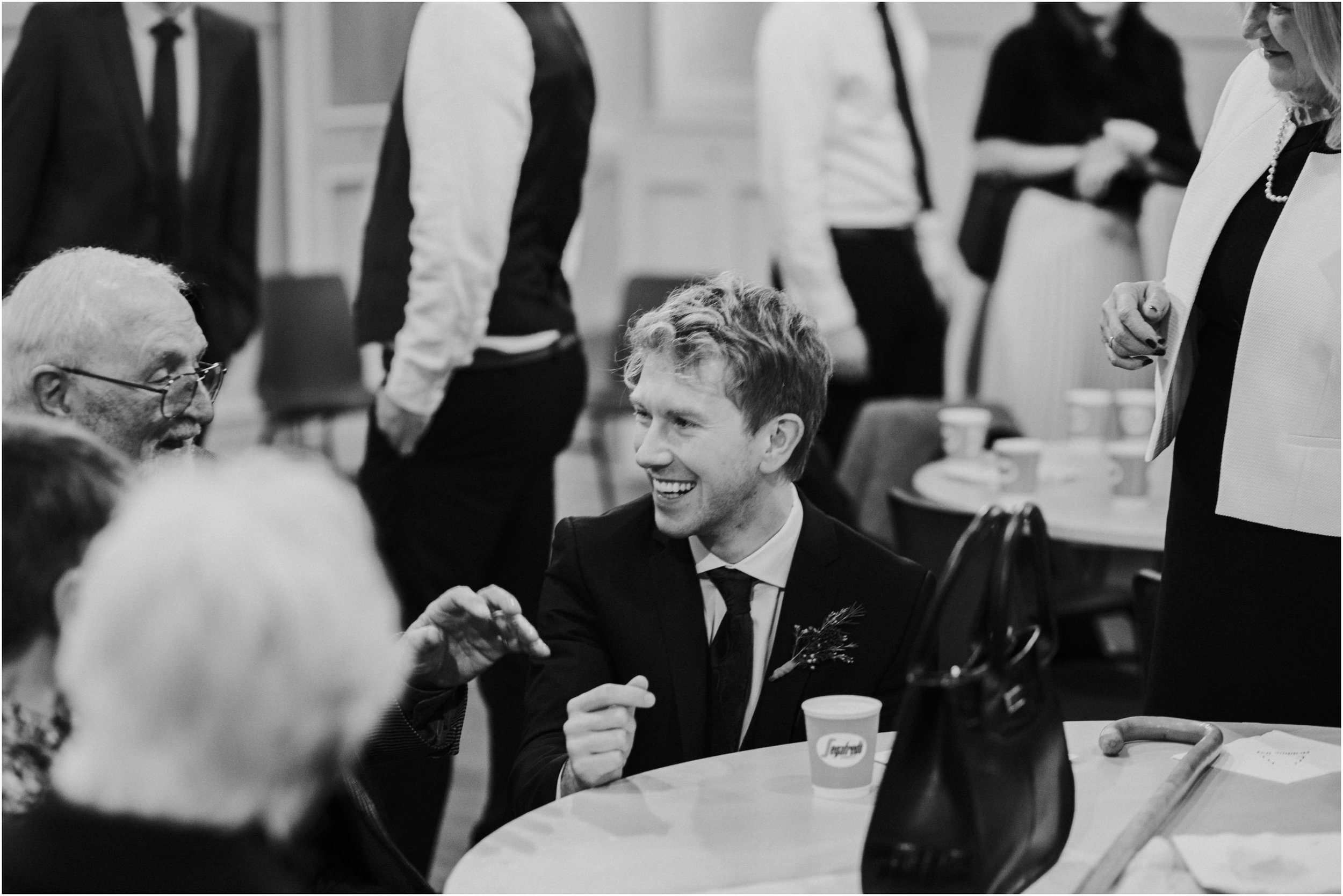 Photography 78 - Glasgow Wedding Photographer - Mike & Karol - Ubiquitous Chip Ashton Lane_0031.jpg