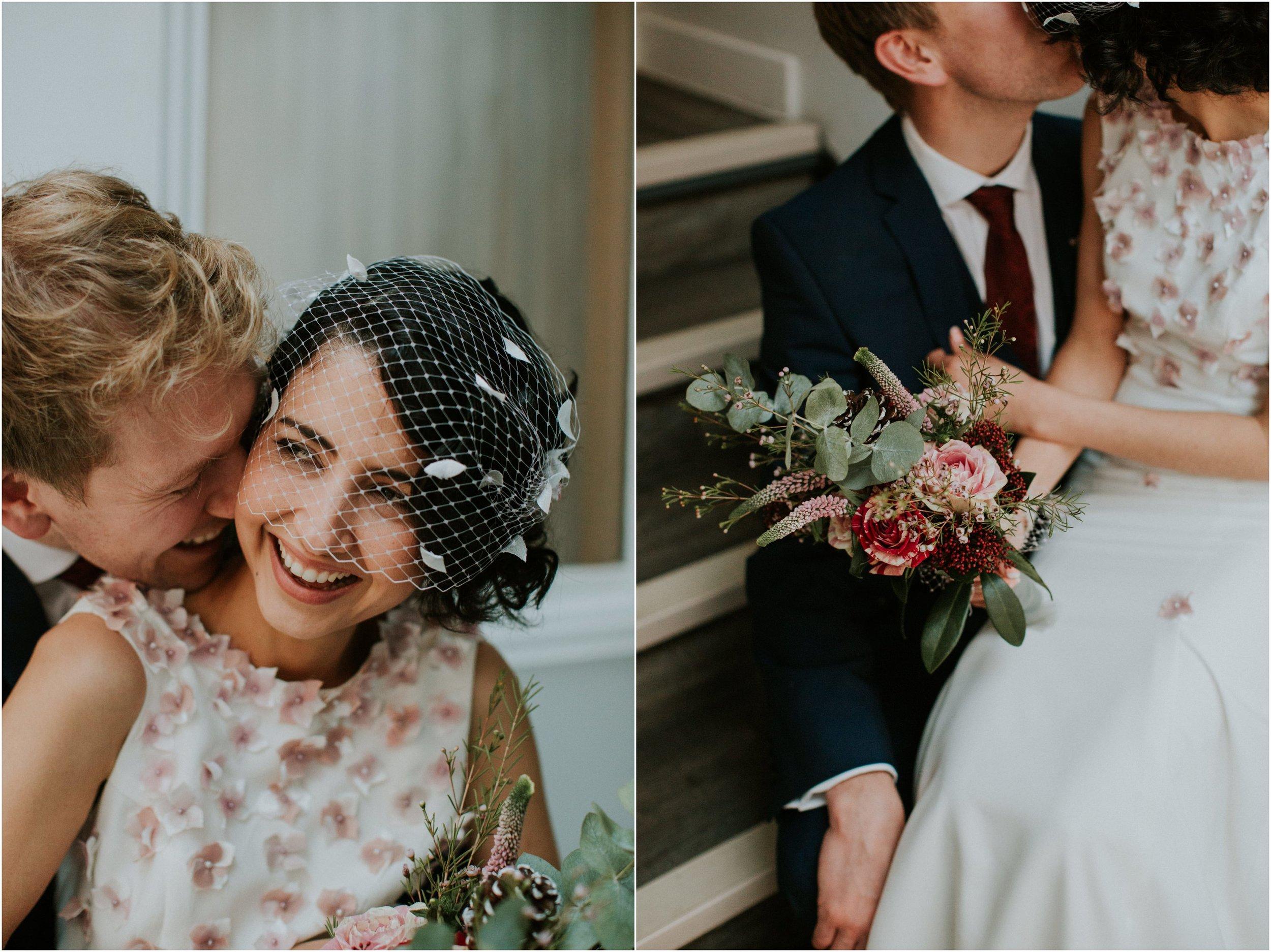 Photography 78 - Glasgow Wedding Photographer - Mike & Karol - Ubiquitous Chip Ashton Lane_0034.jpg