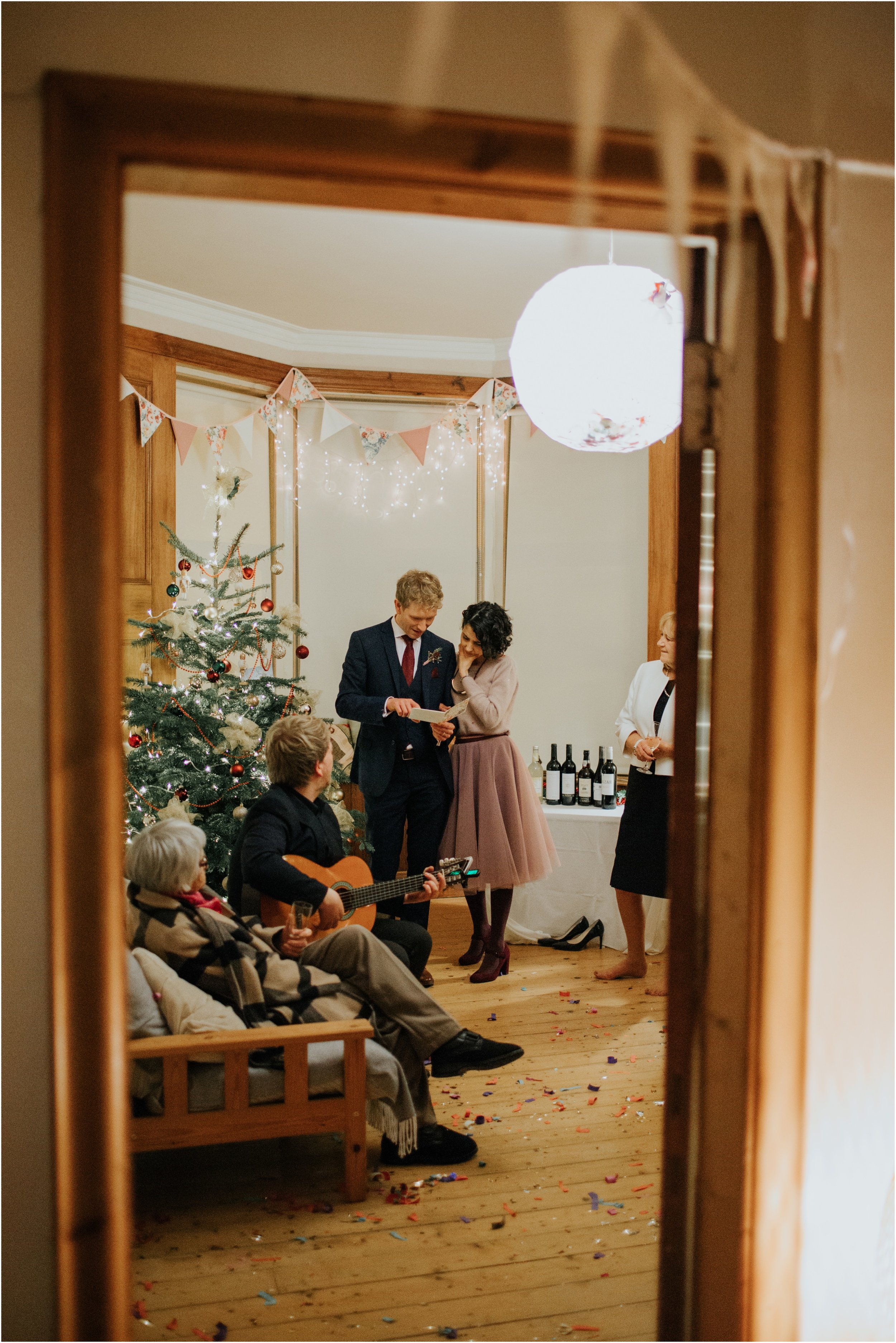 Photography 78 - Glasgow Wedding Photographer - Mike & Karol - Ubiquitous Chip Ashton Lane_0083.jpg