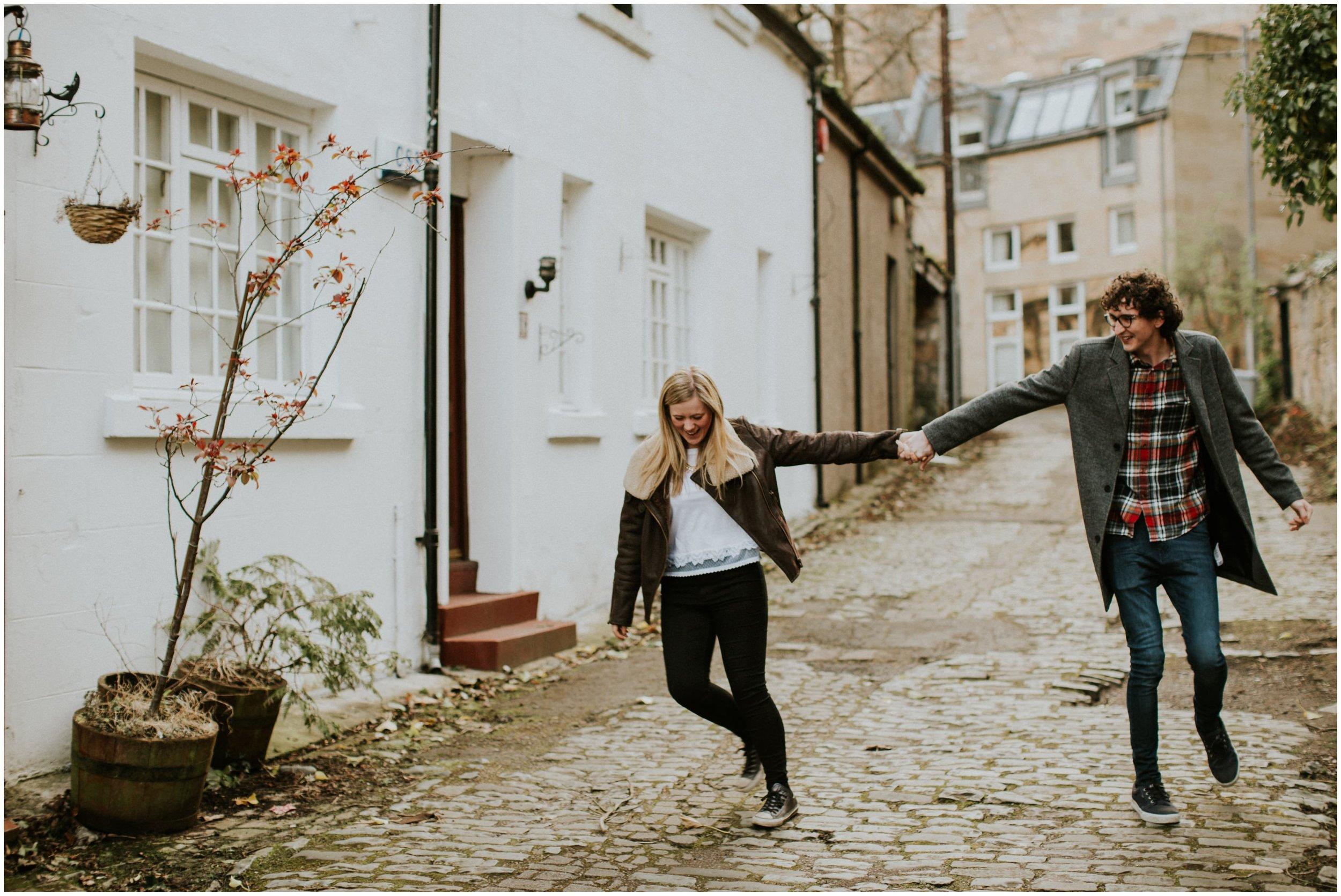 Photography 78 - Glasgow Wedding Photographer - April & Fraser - Park Circus Engagement_0001.jpg