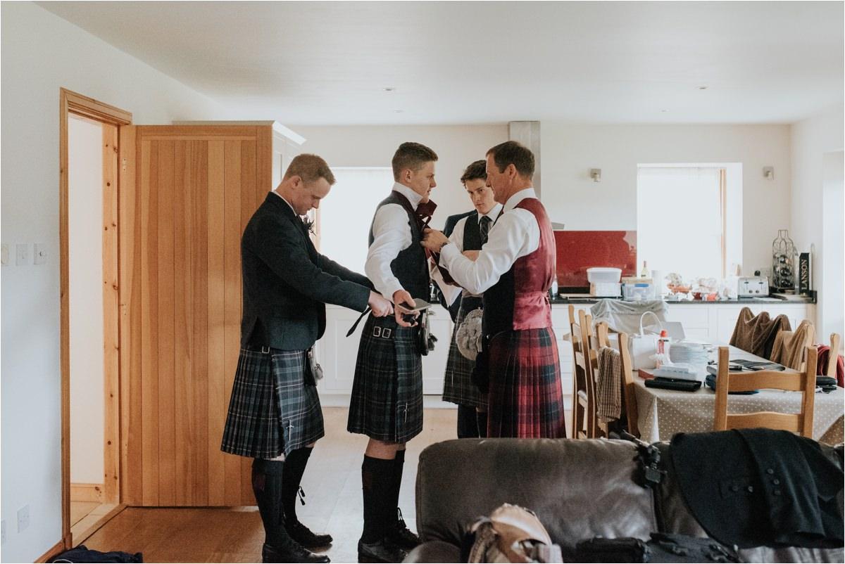 Photography 78 - Glasgow Wedding Photographer -Jonathan & Corrie's Garden Wedding in Aberfeldy - Dunkeld Cathedral_0007.jpg