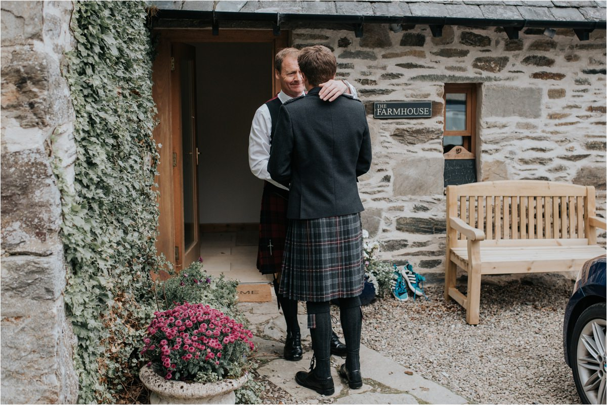 Photography 78 - Glasgow Wedding Photographer -Jonathan & Corrie's Garden Wedding in Aberfeldy - Dunkeld Cathedral_0008.jpg