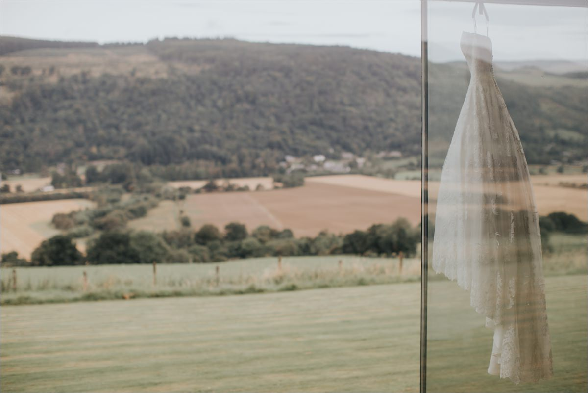Photography 78 - Glasgow Wedding Photographer -Jonathan & Corrie's Garden Wedding in Aberfeldy - Dunkeld Cathedral_0014.jpg