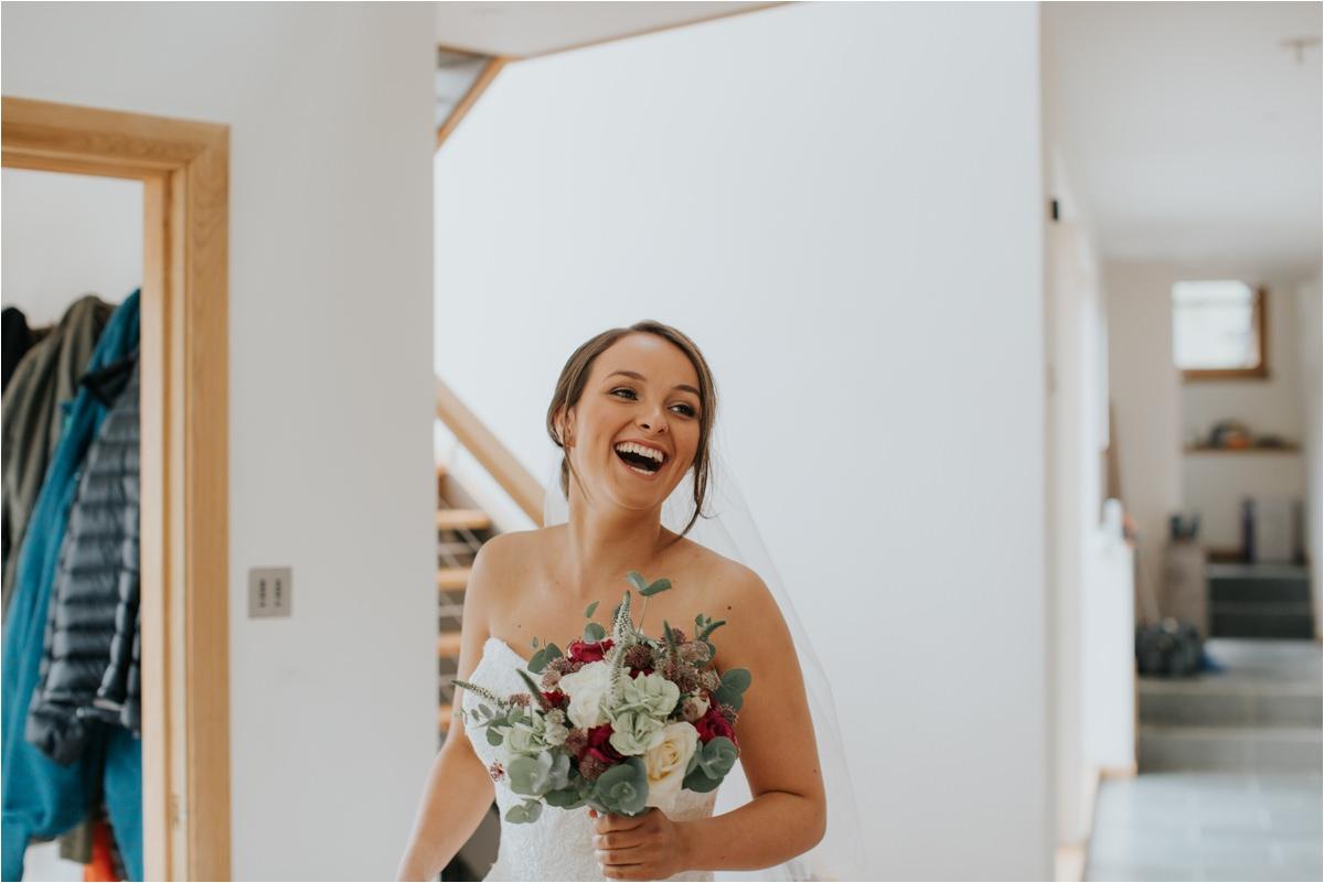 Photography 78 - Glasgow Wedding Photographer -Jonathan & Corrie's Garden Wedding in Aberfeldy - Dunkeld Cathedral_0042.jpg