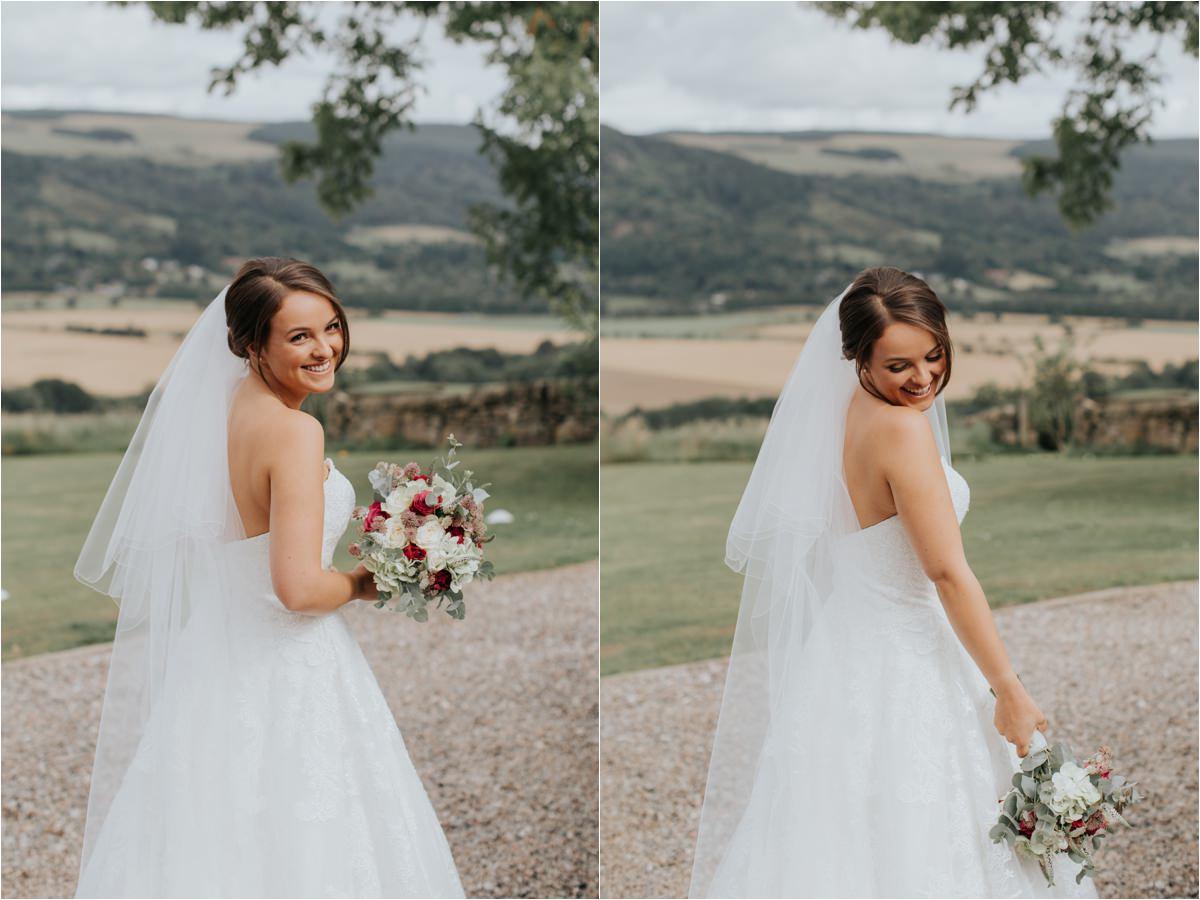 Photography 78 - Glasgow Wedding Photographer -Jonathan & Corrie's Garden Wedding in Aberfeldy - Dunkeld Cathedral_0043.jpg
