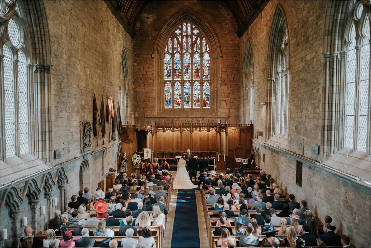 Photography 78 - Glasgow Wedding Photographer -Jonathan & Corrie's Garden Wedding in Aberfeldy - Dunkeld Cathedral_0058.jpg