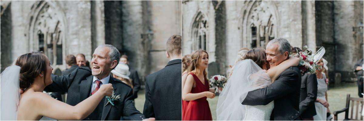 Photography 78 - Glasgow Wedding Photographer -Jonathan & Corrie's Garden Wedding in Aberfeldy - Dunkeld Cathedral_0070.jpg