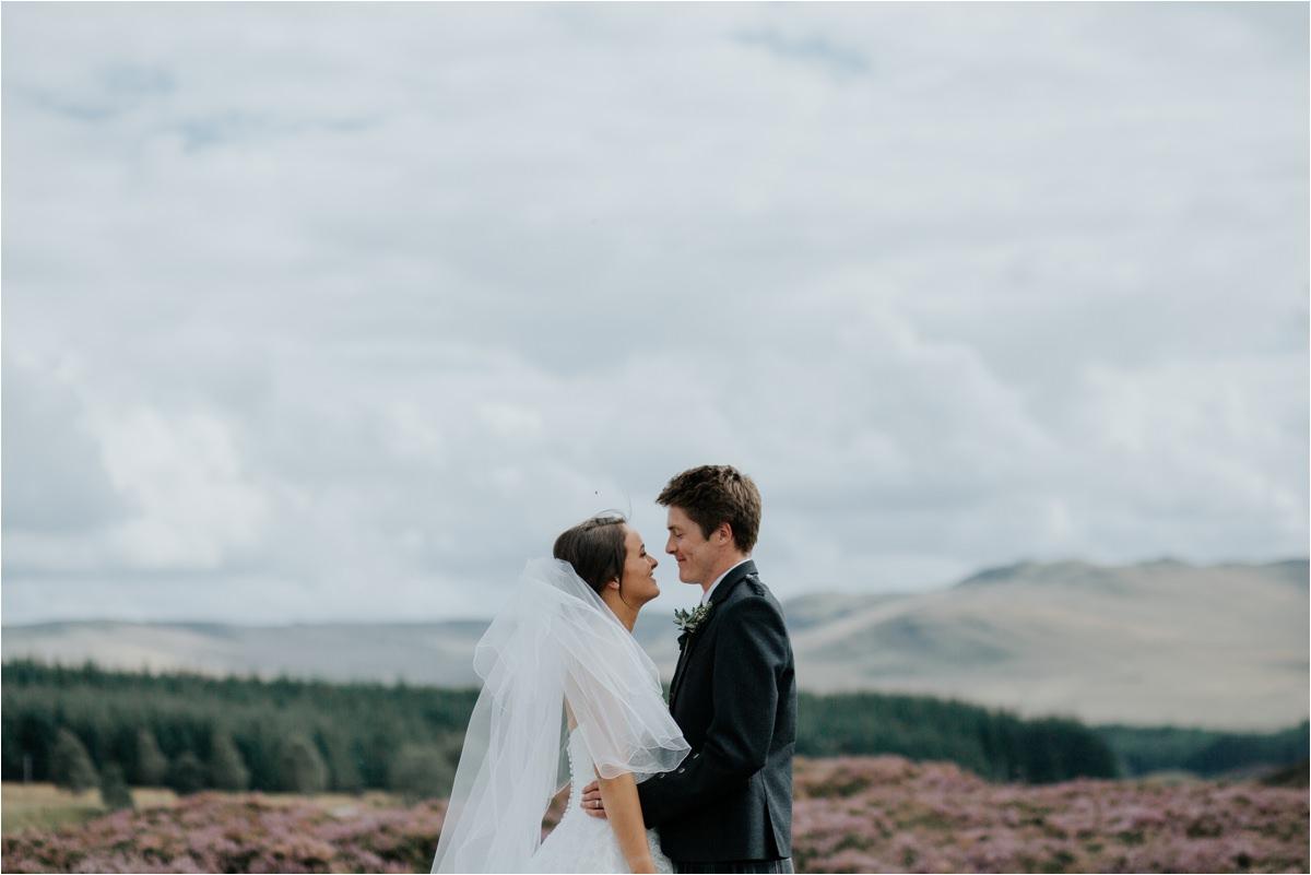 Photography 78 - Glasgow Wedding Photographer -Jonathan & Corrie's Garden Wedding in Aberfeldy - Dunkeld Cathedral_0076.jpg