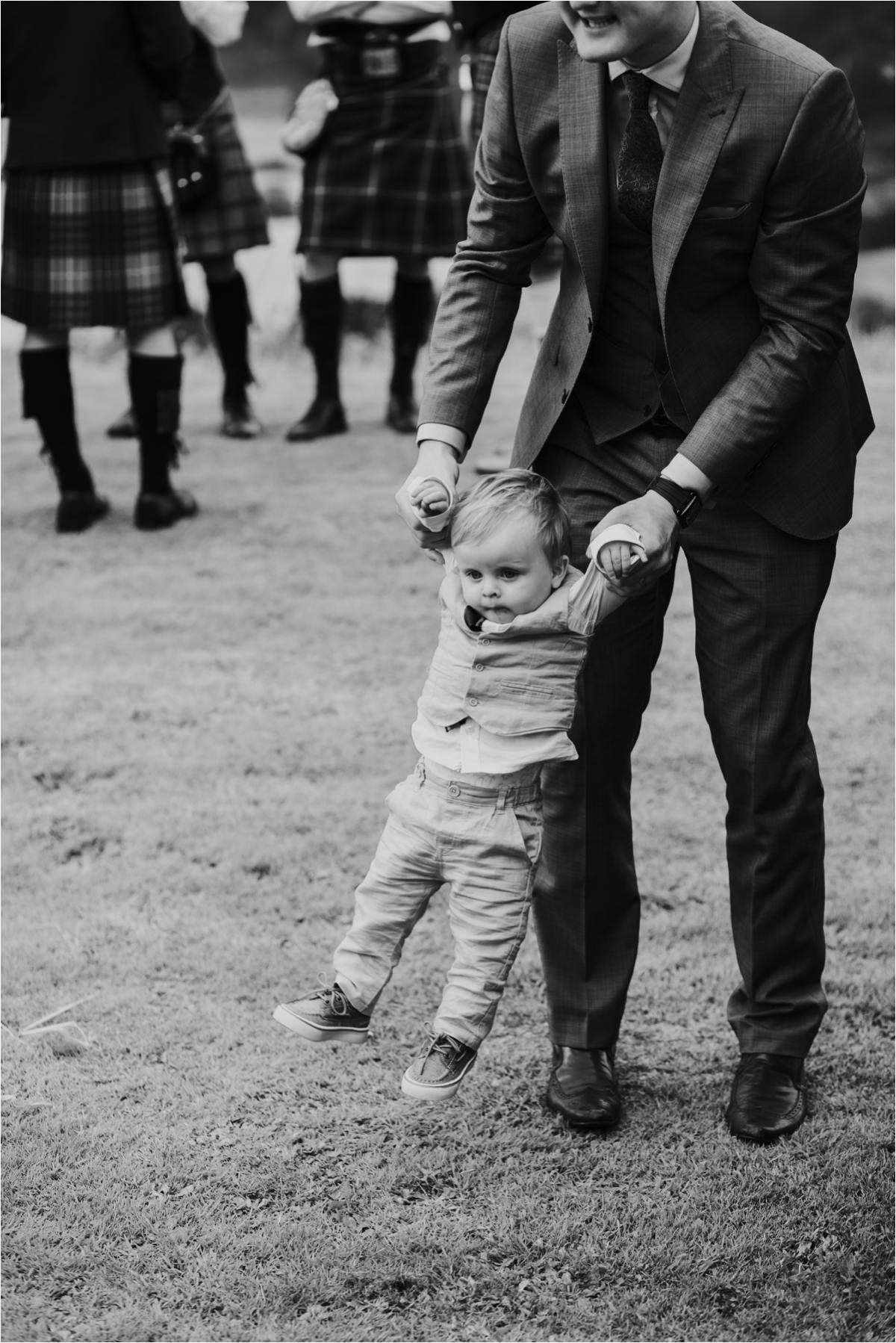 Photography 78 - Glasgow Wedding Photographer -Jonathan & Corrie's Garden Wedding in Aberfeldy - Dunkeld Cathedral_0100.jpg