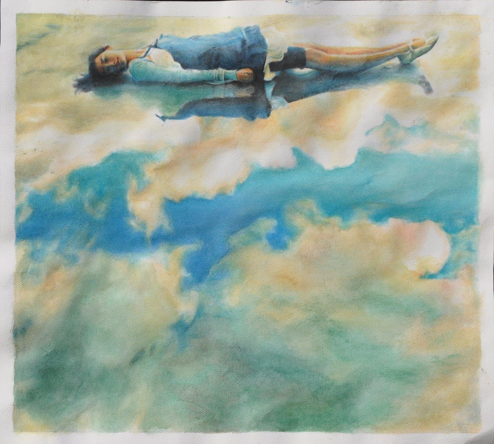 Dream Above Clouds