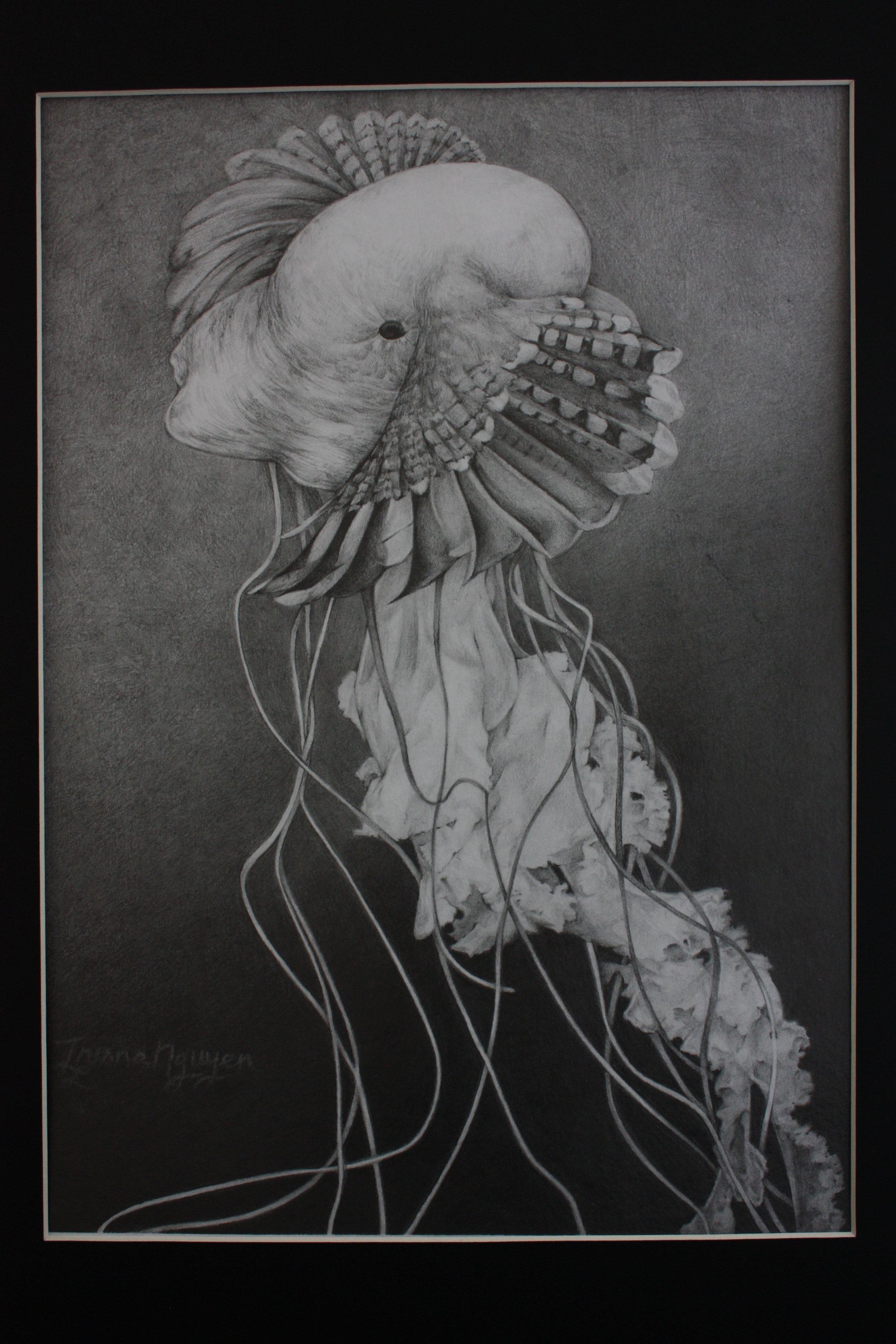 Trisna Nguyen_ 17_ Majestic Sea umbrella_ US Arts.JPG