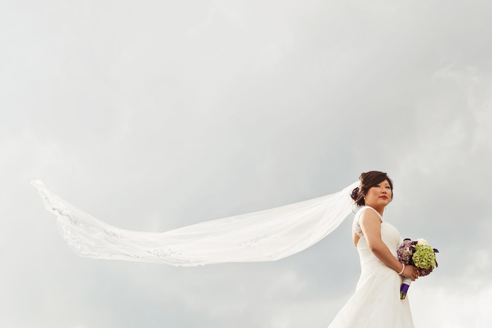 Vancouver Bridal photography