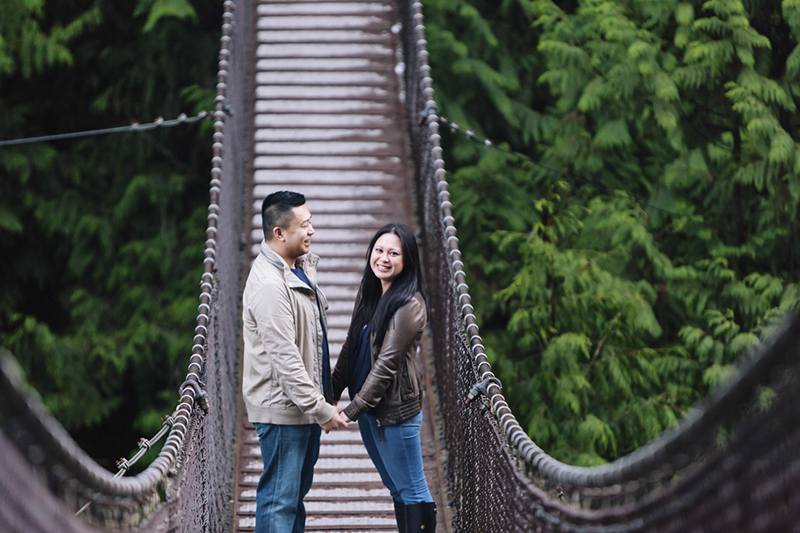 Engagement photography North Vancouver
