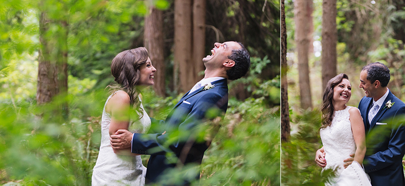 candid bride and groom, vancouver bc