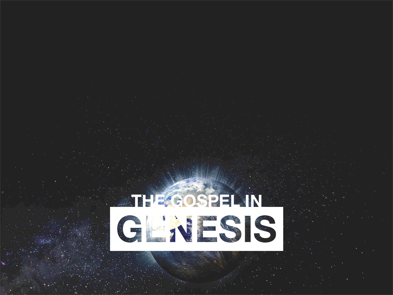 Gospel in Genesis_contrast.jpg