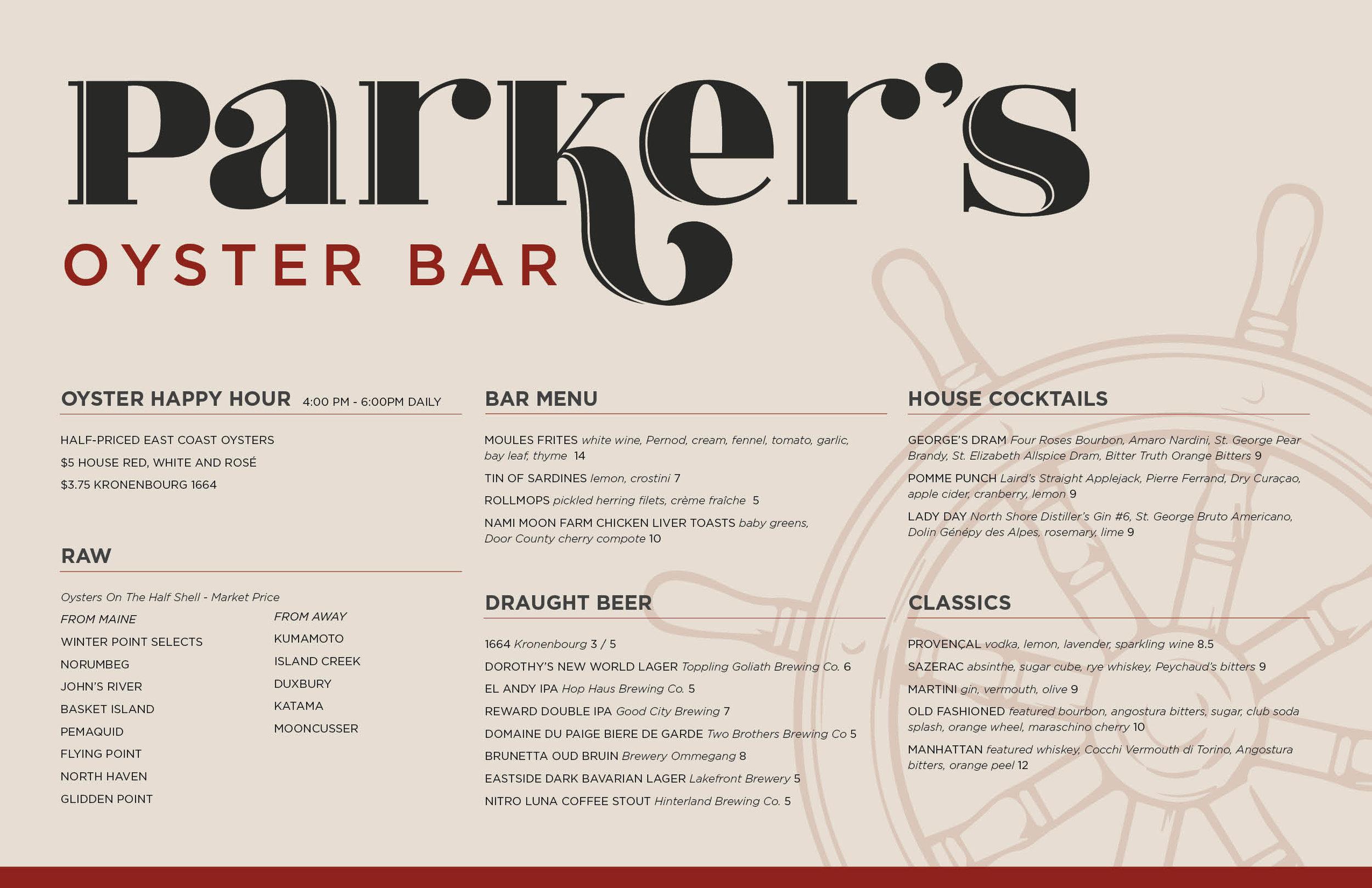 Parker's Oyster Bar Menu.jpg