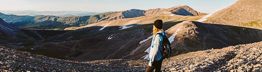 Mt. Sherman adventure