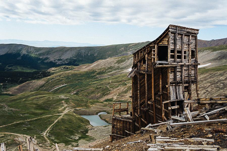 Mt. Sherman Mines