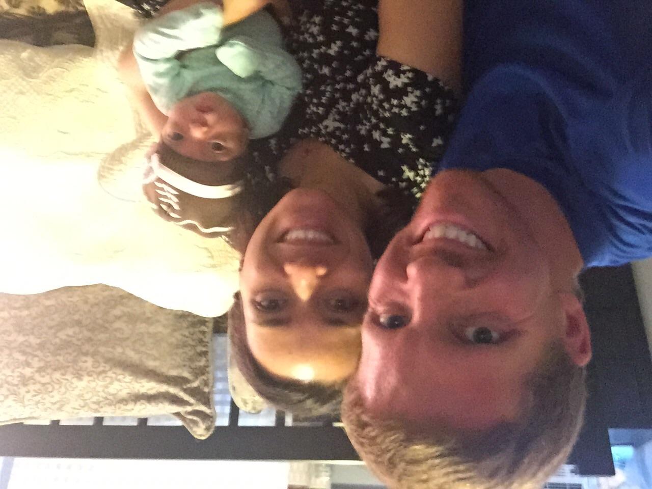 Family selfie :)