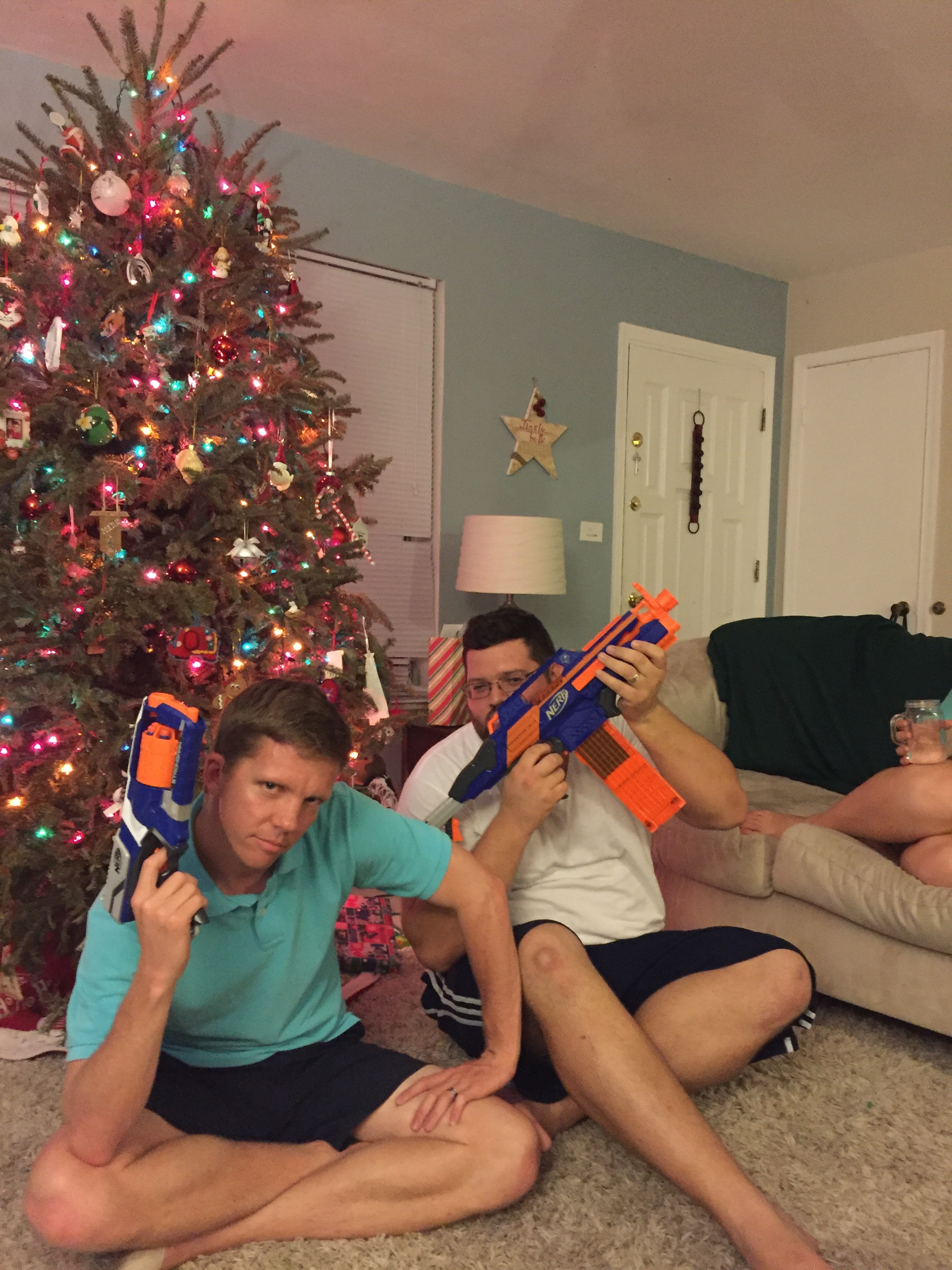 NERF… or nothing!