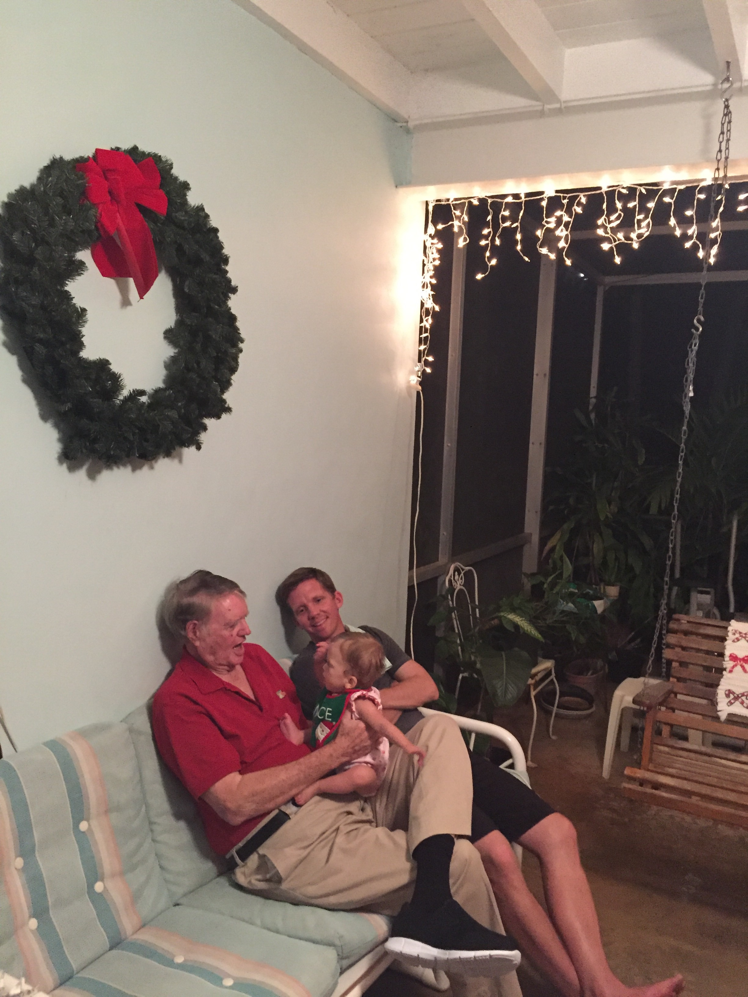 A very Merry Christmas in Florida