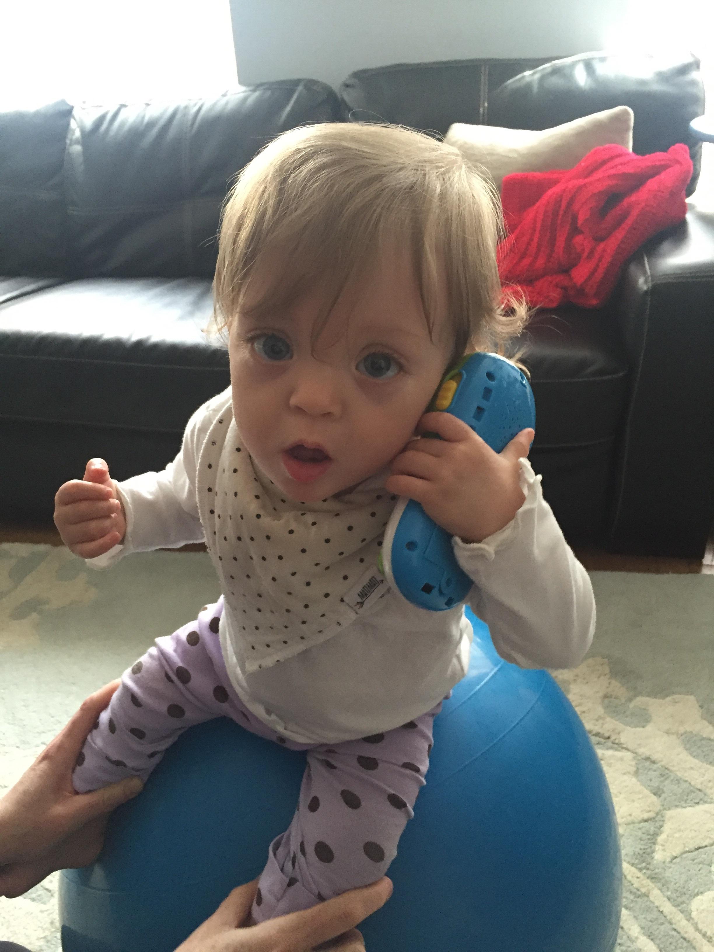 Hello?… It's me.