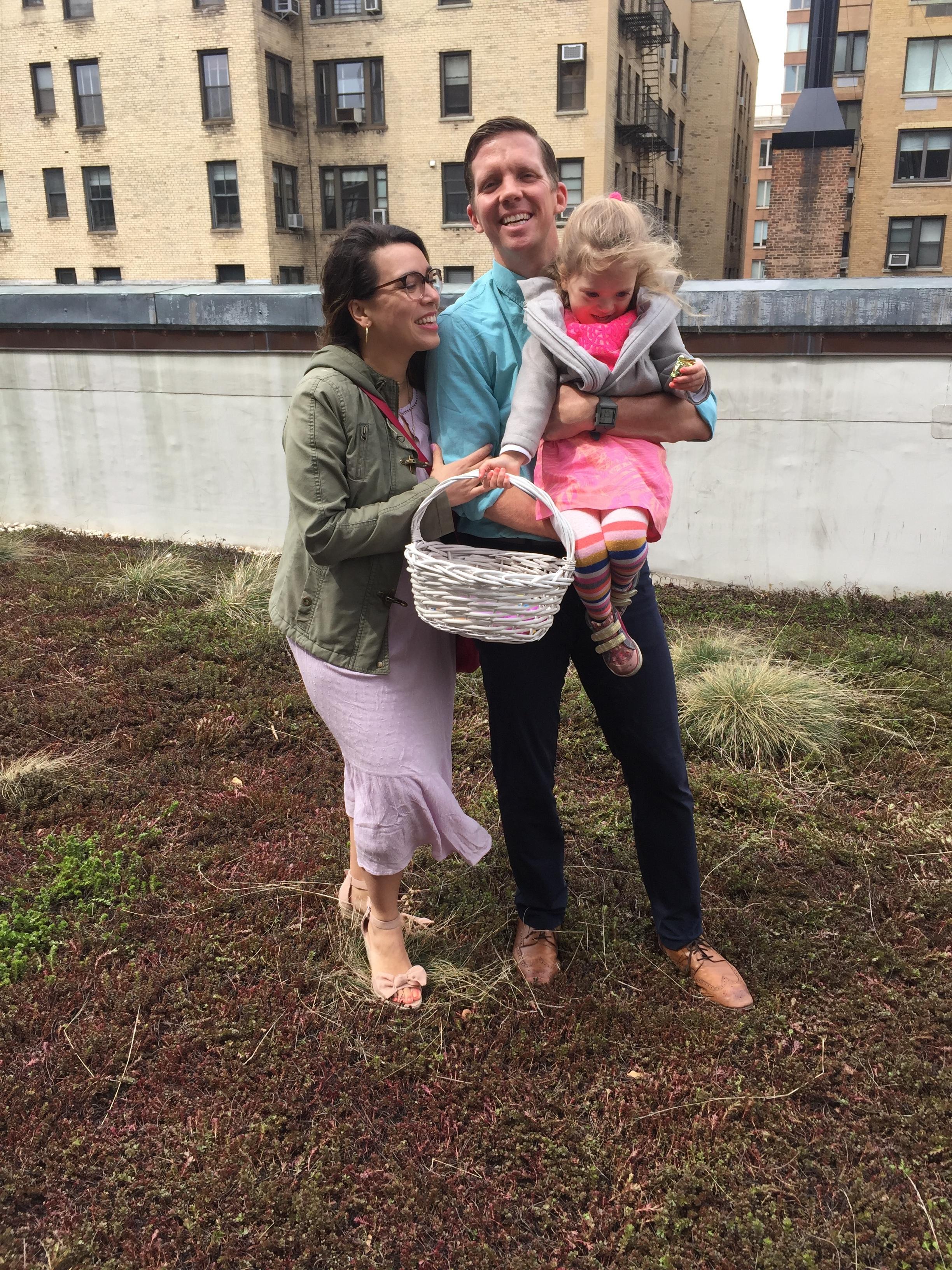 Rooftop Easter Egg Hunt!