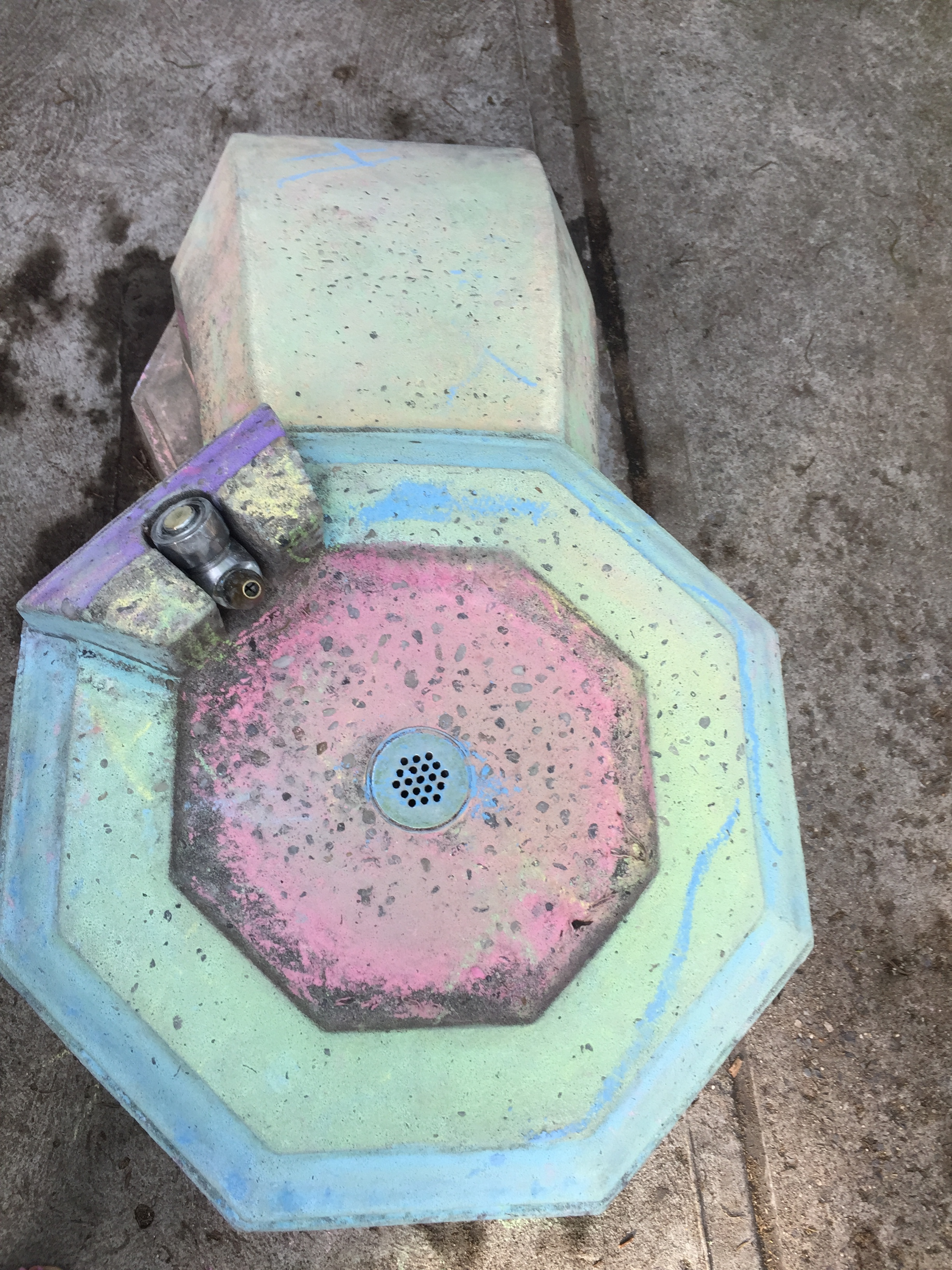 Playground art :) (Not by us, still thought it was cool though!)