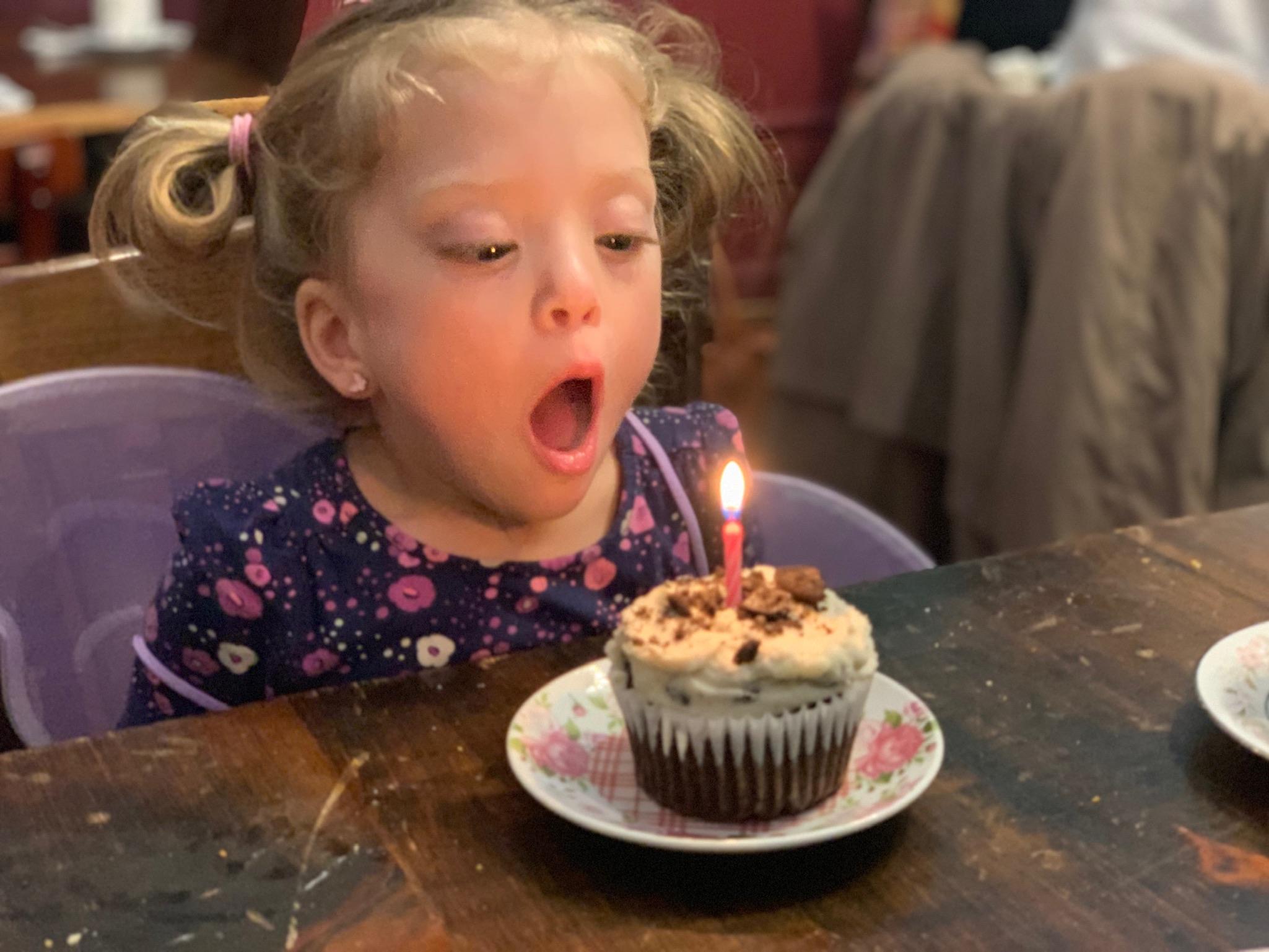 Happy Birthday, Lucie. We love you.
