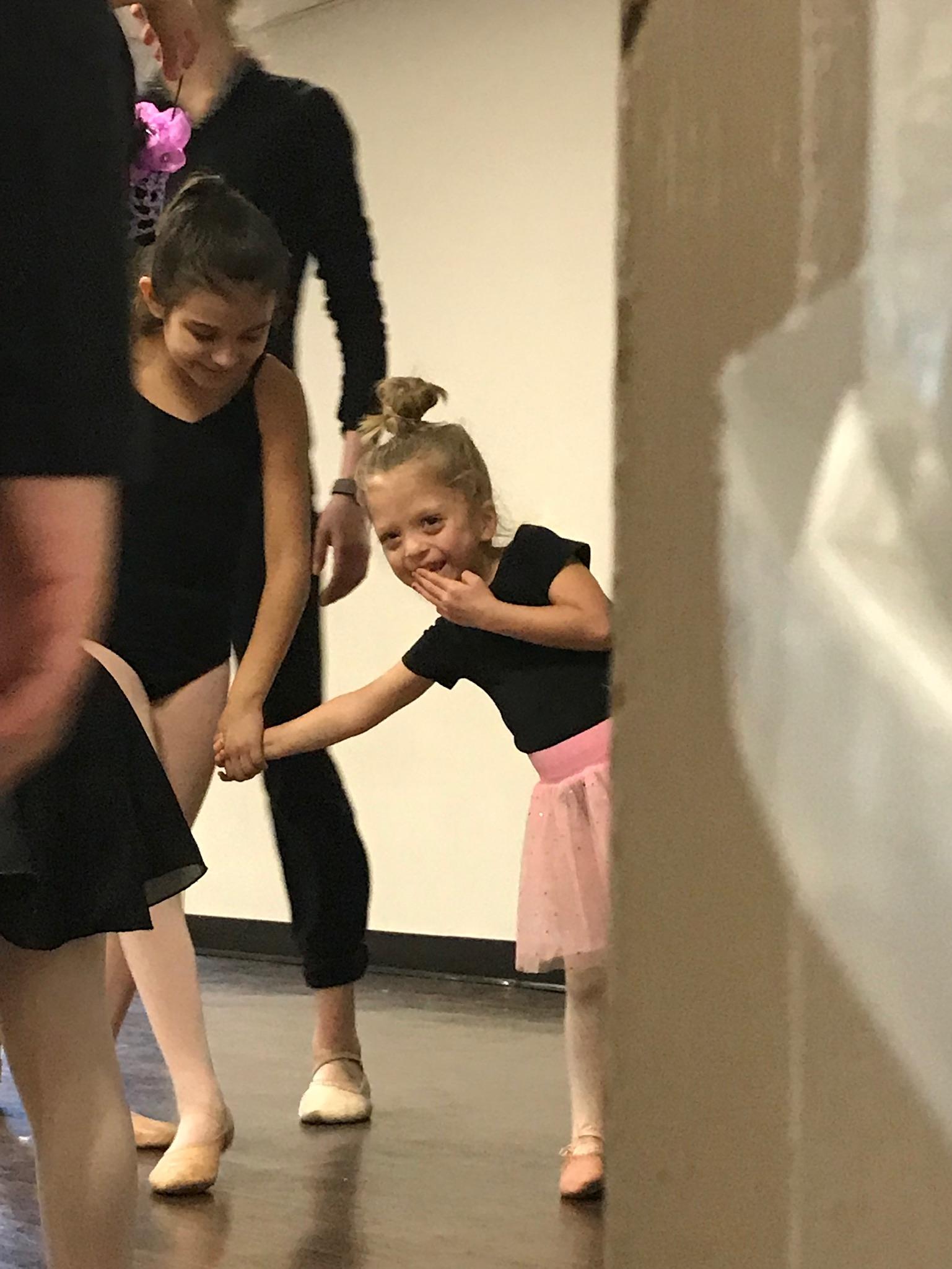 Ballet class 💗