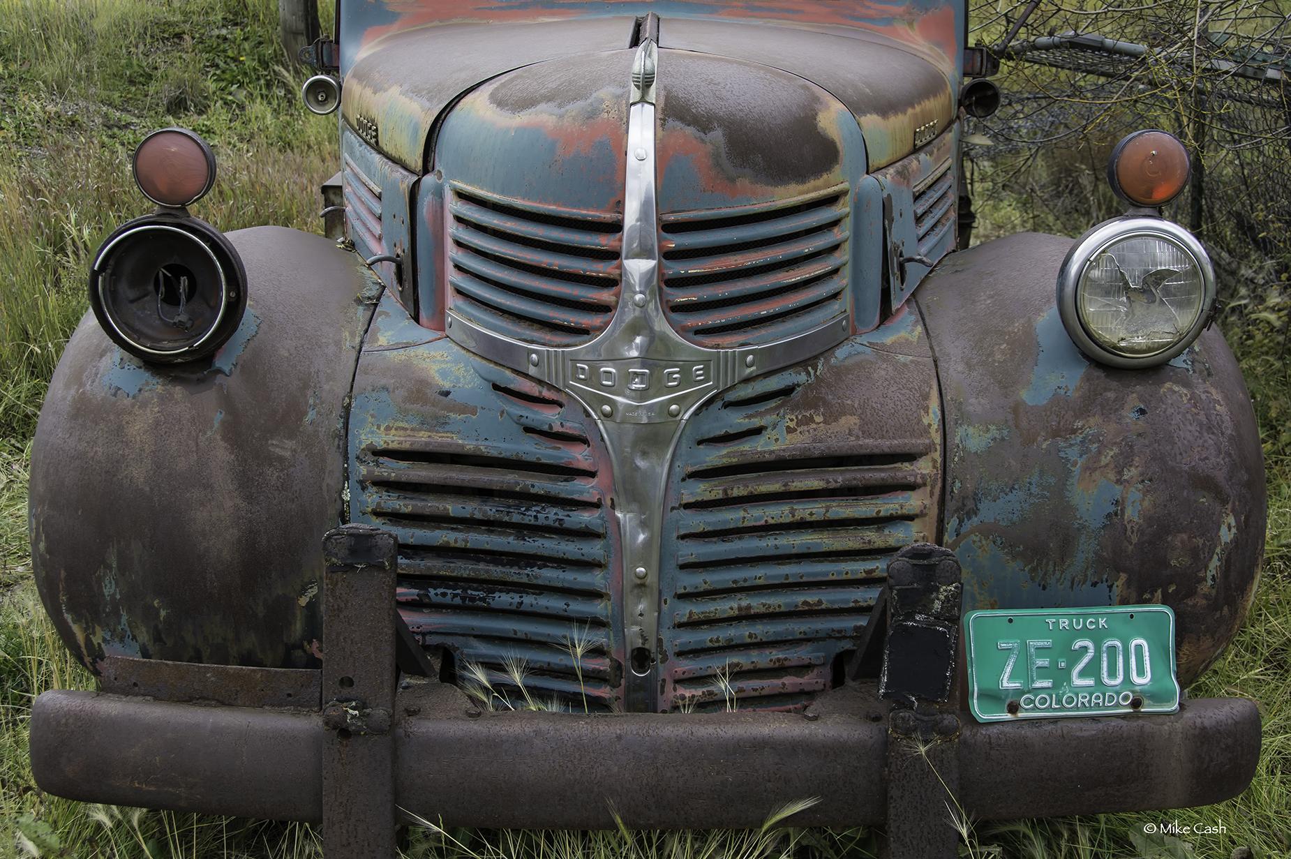 One-eyed Dodge