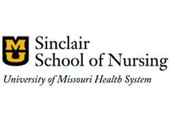 UniversityofMissouriSinclair School of Nursing    Each semester two senior nursing students join us in the Learning Garden for their community capstone project. Not only do we benefit from their assistance in the garden, but their research provides us with enormously beneficial data on our work!